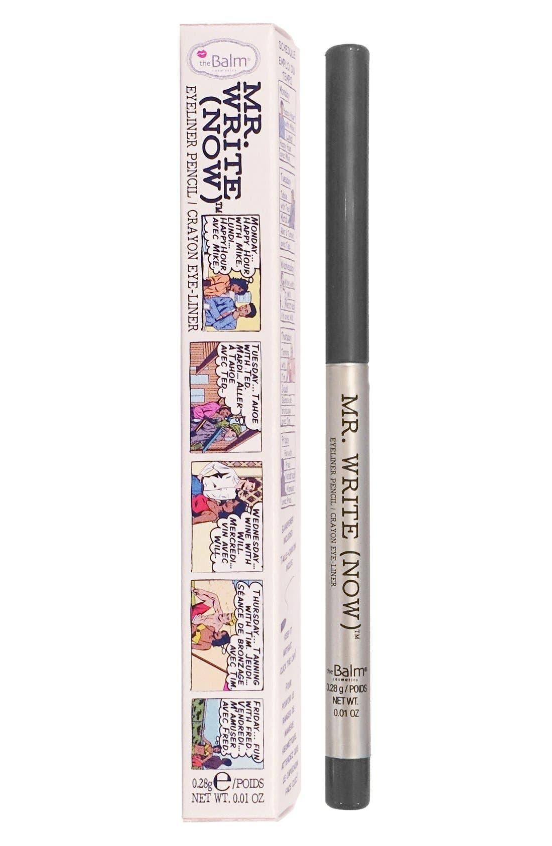 theBalm® 'Mr. Write Now' Eyeliner Pencil