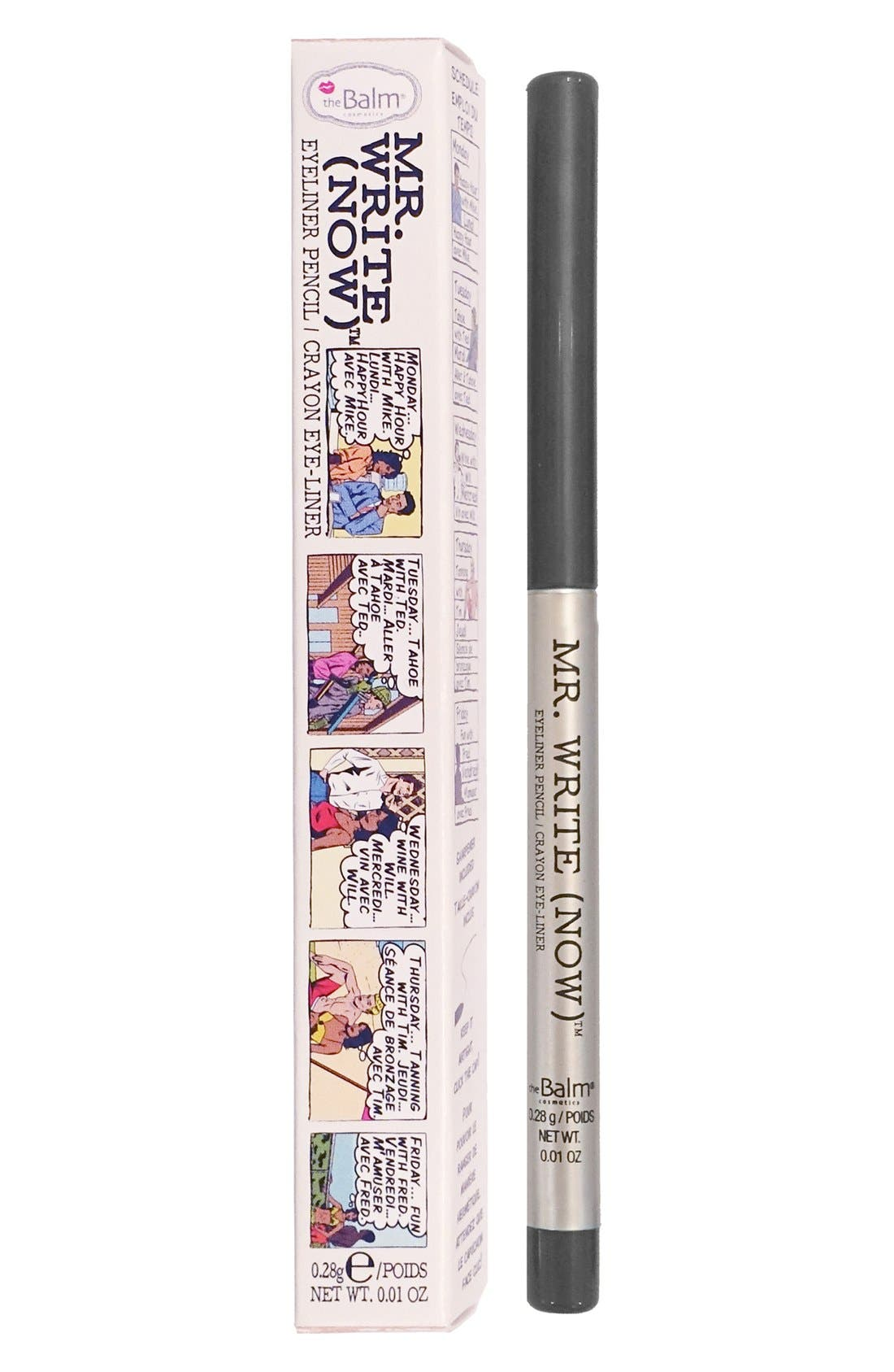 theBalm® 'Mr. Write Now' Eyeliner Pencil