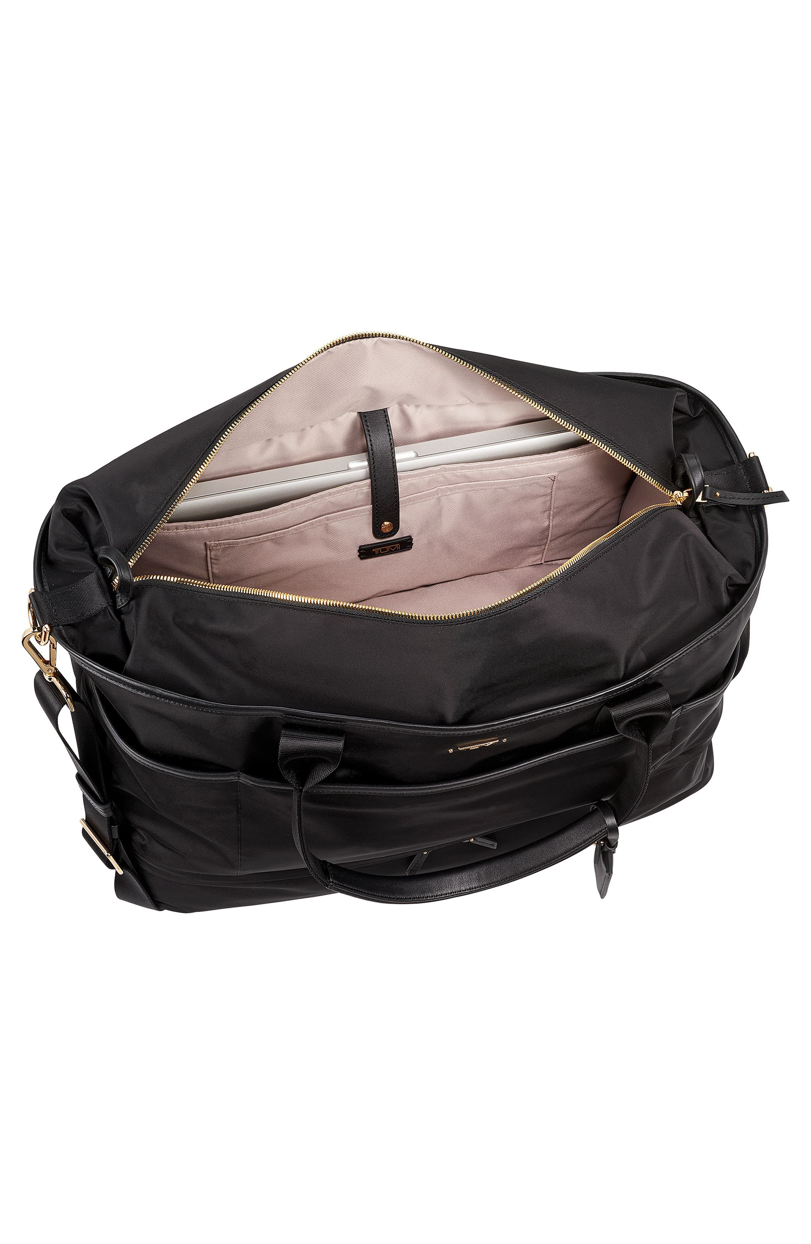 Alternate Image 4  - Tumi Breyton Nylon Travel Satchel