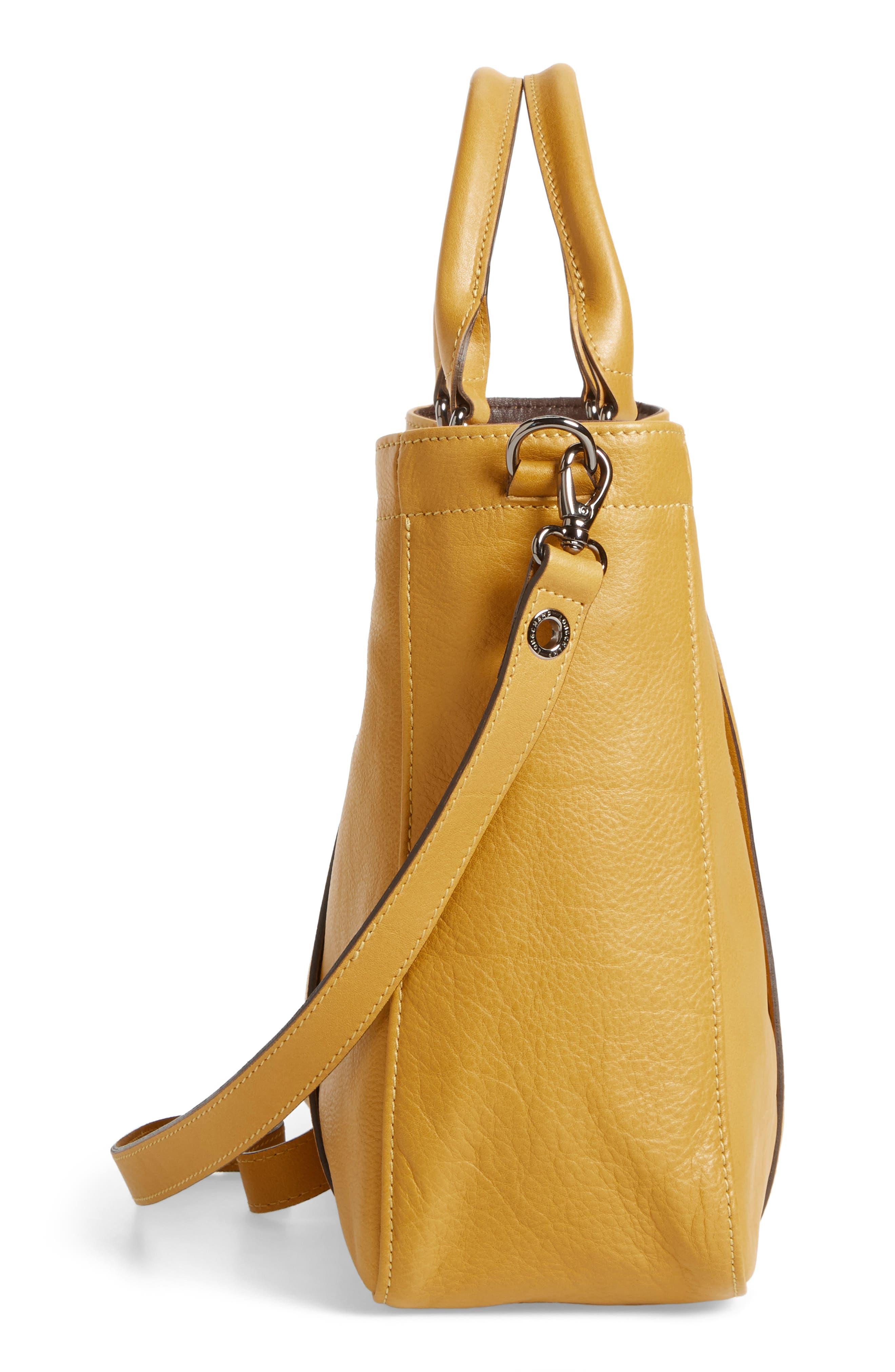 Alternate Image 4  - Longchamp 3D Leather Tote