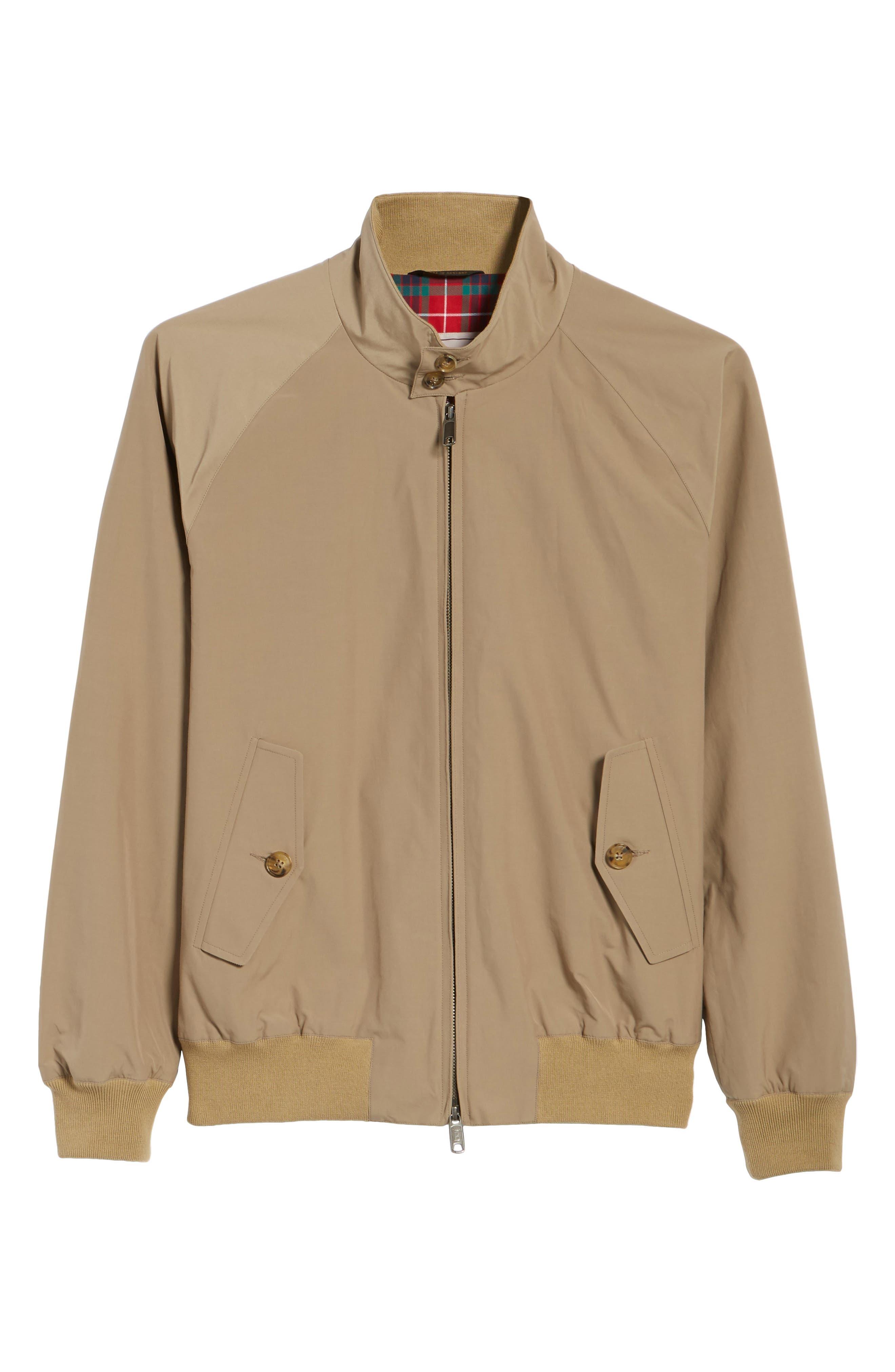 Alternate Image 6  - Baracuta G9 Water Resistant Harrington Jacket