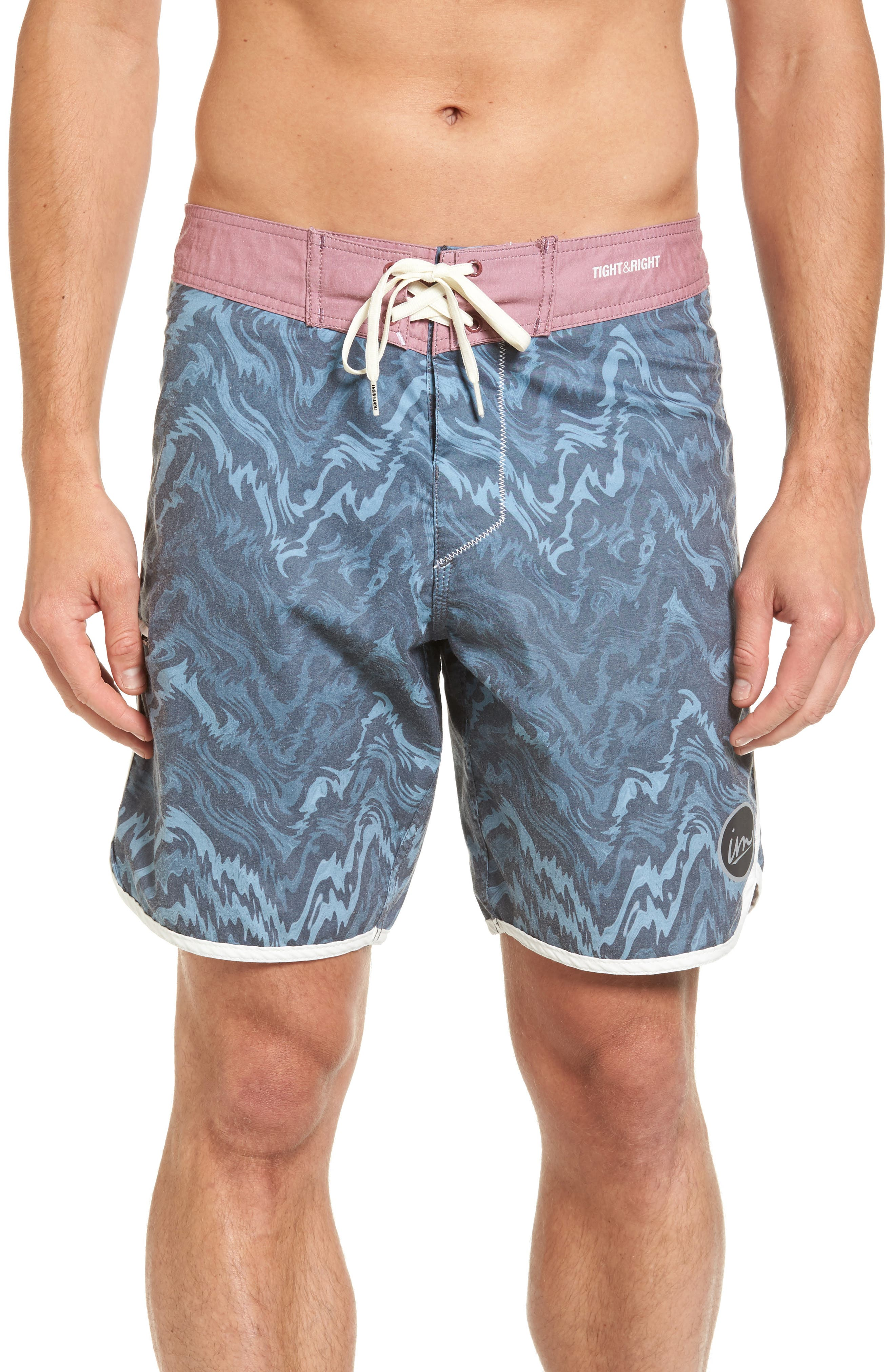Main Image - Imperial Motion Ripple Board Shorts