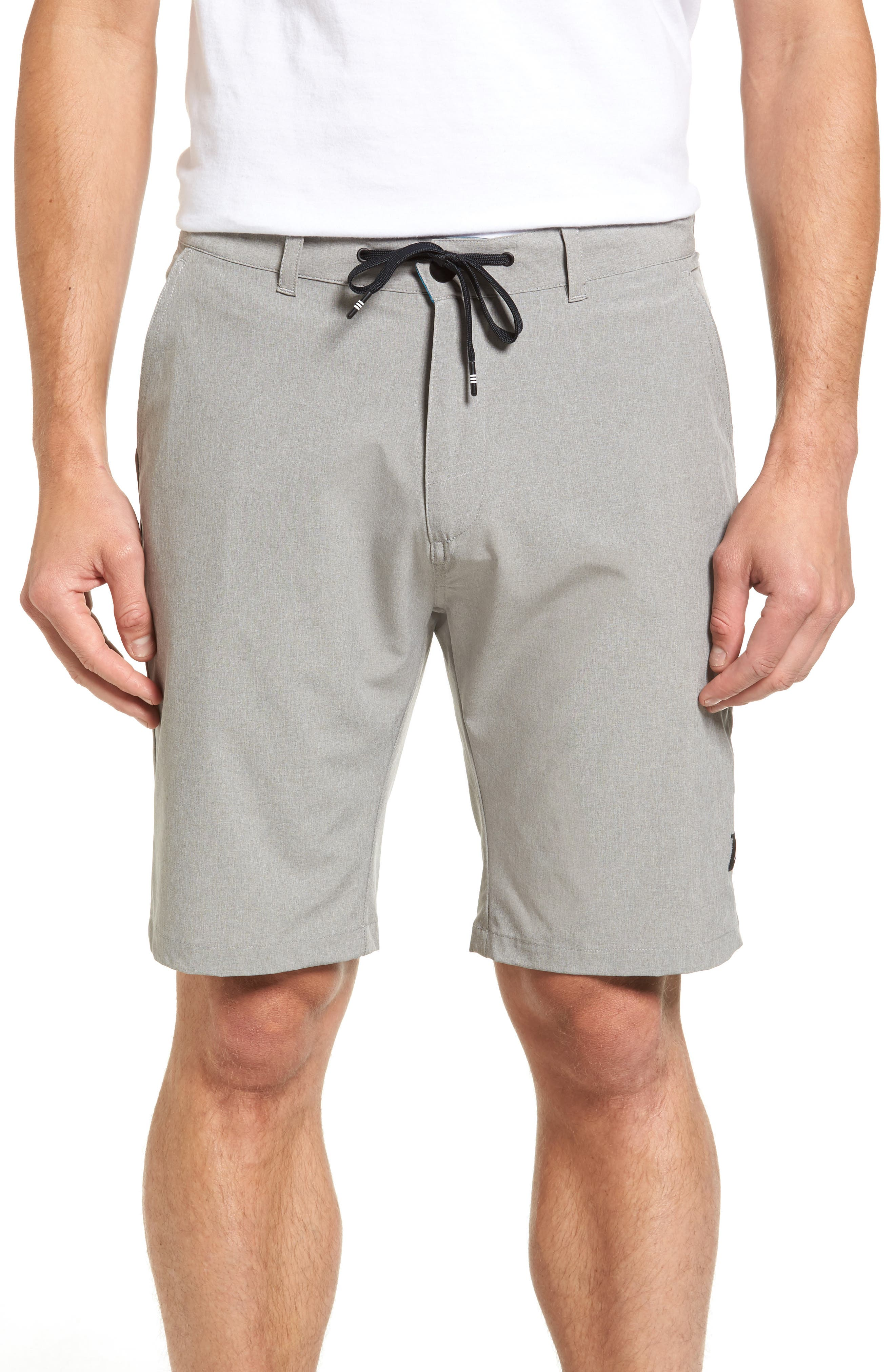 Freedom Carbon Cruiser Shorts,                             Main thumbnail 1, color,                             Grey