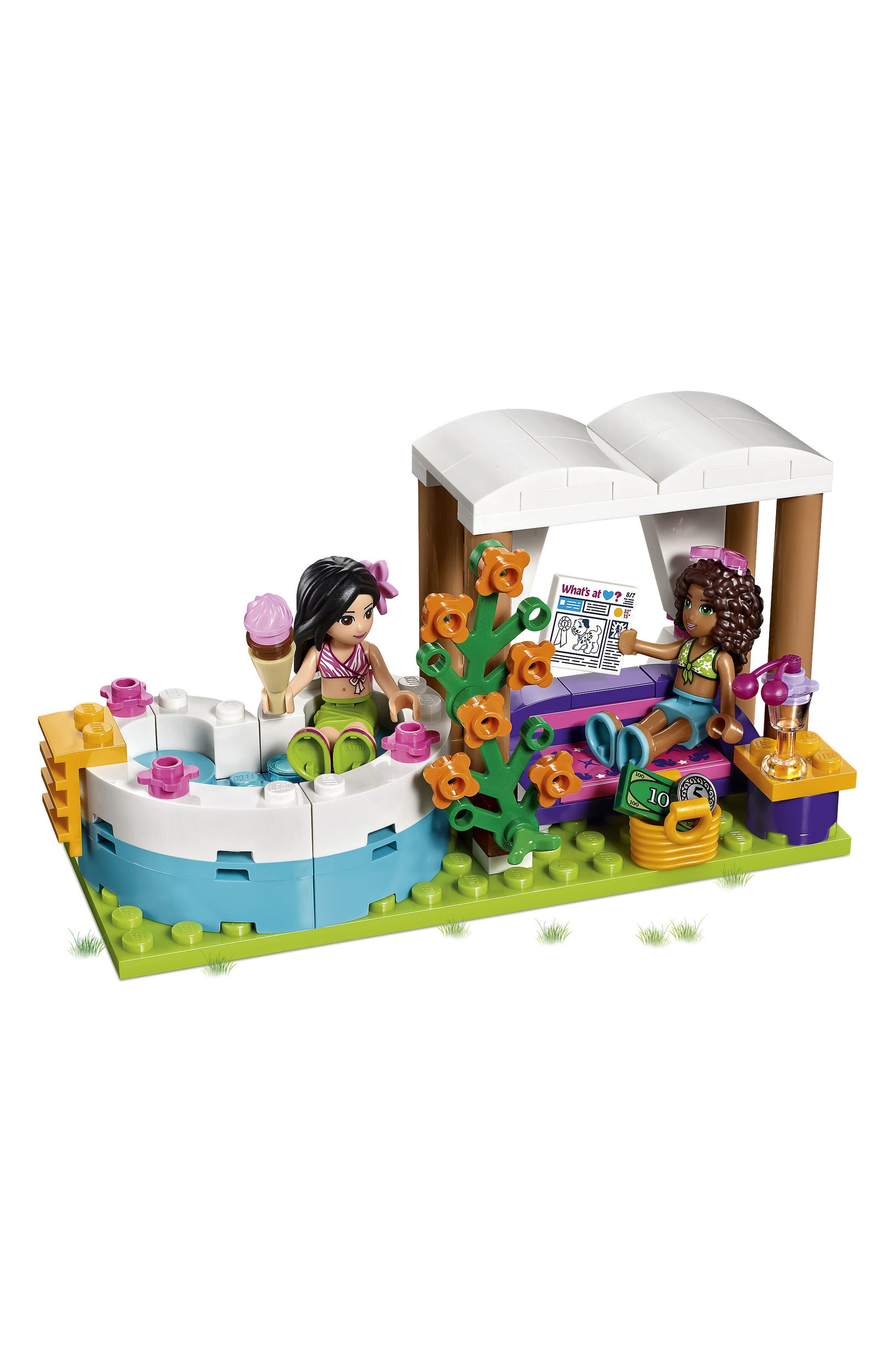 Alternate Image 2  - LEGO® Friends™ Heartlake Summer Pool - 41313