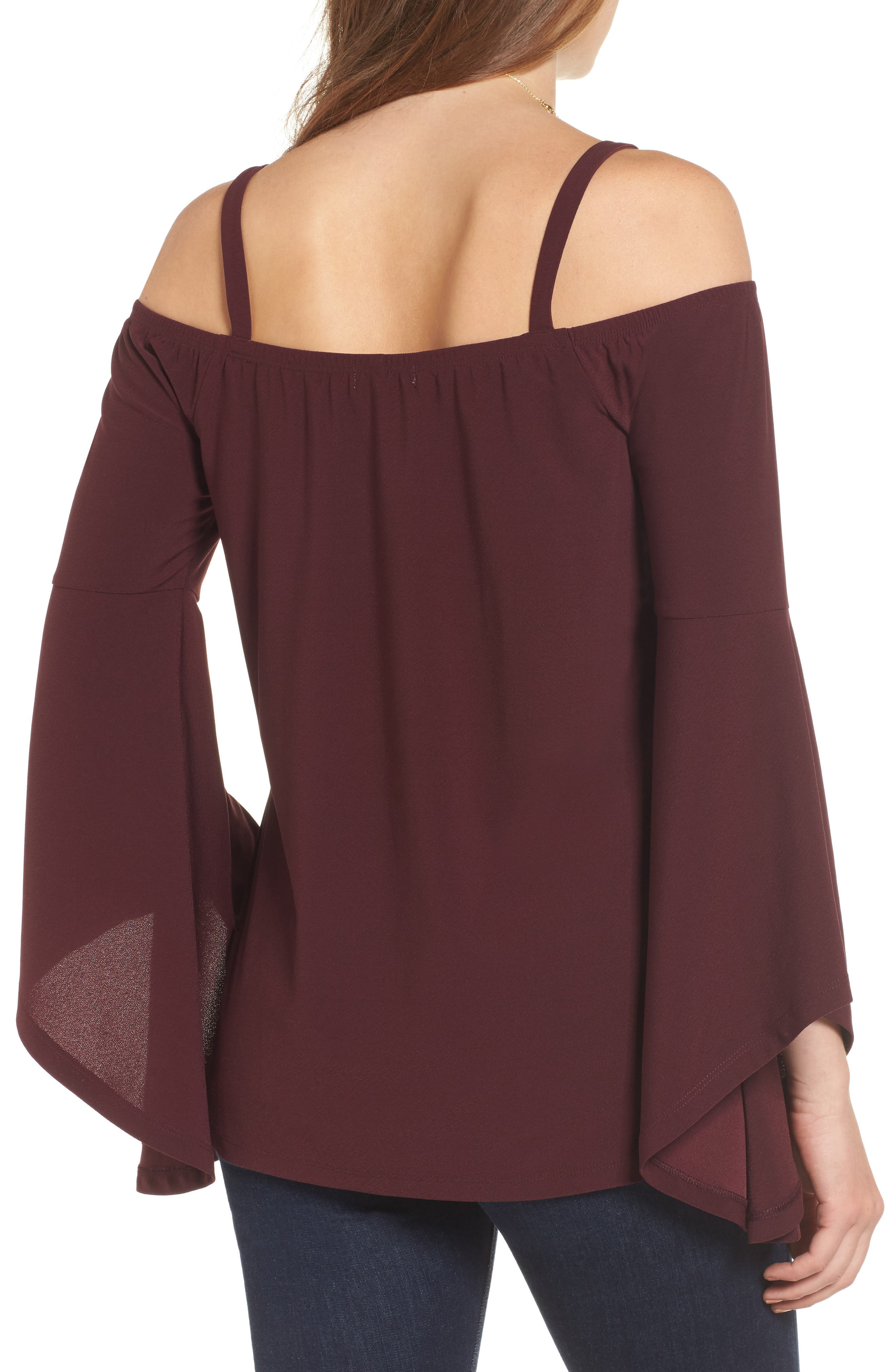 Alternate Image 2  - Leith Bell Sleeve Top