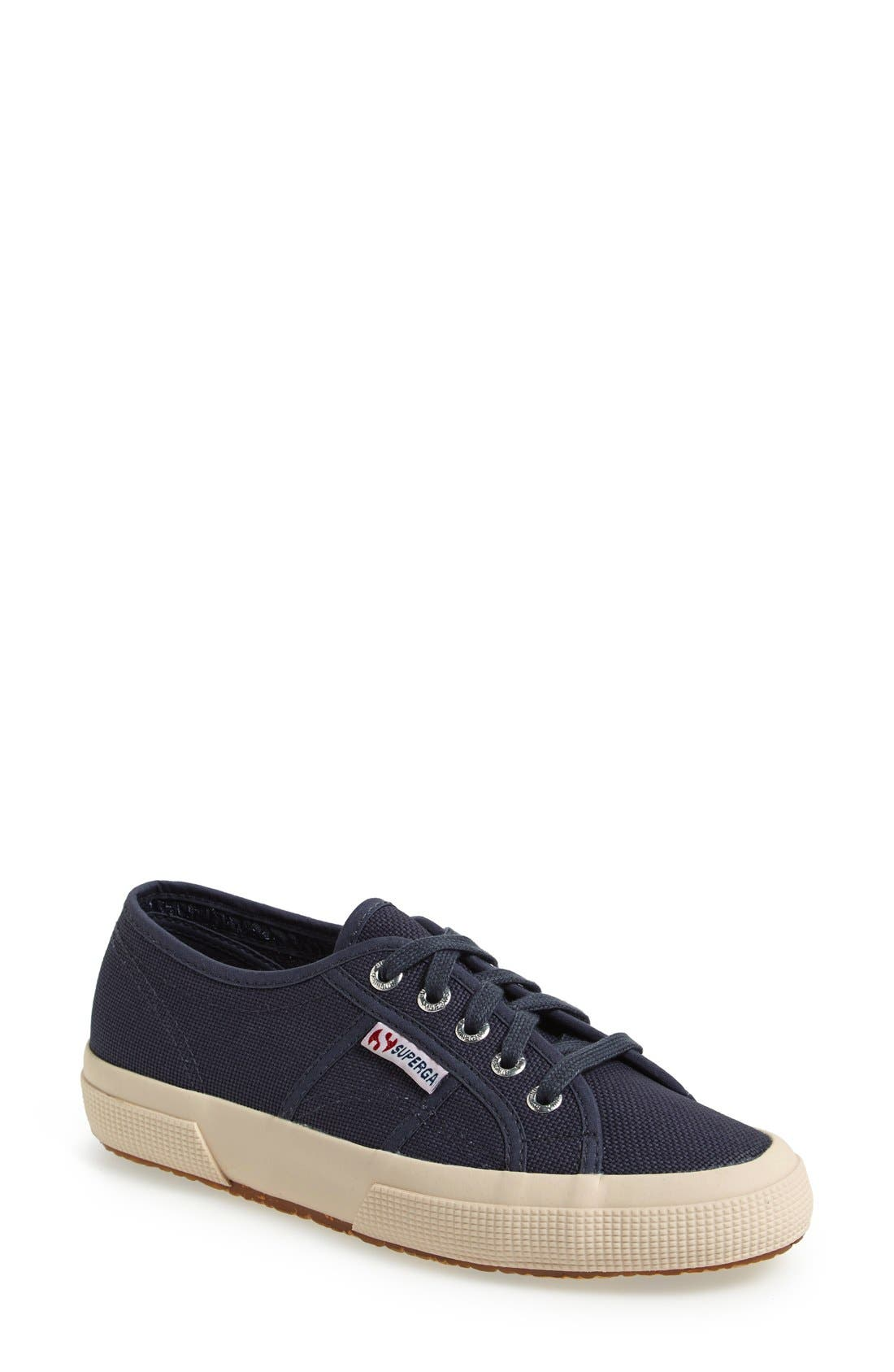 'Cotu' Sneaker,                             Main thumbnail 1, color,                             Navy Canvas