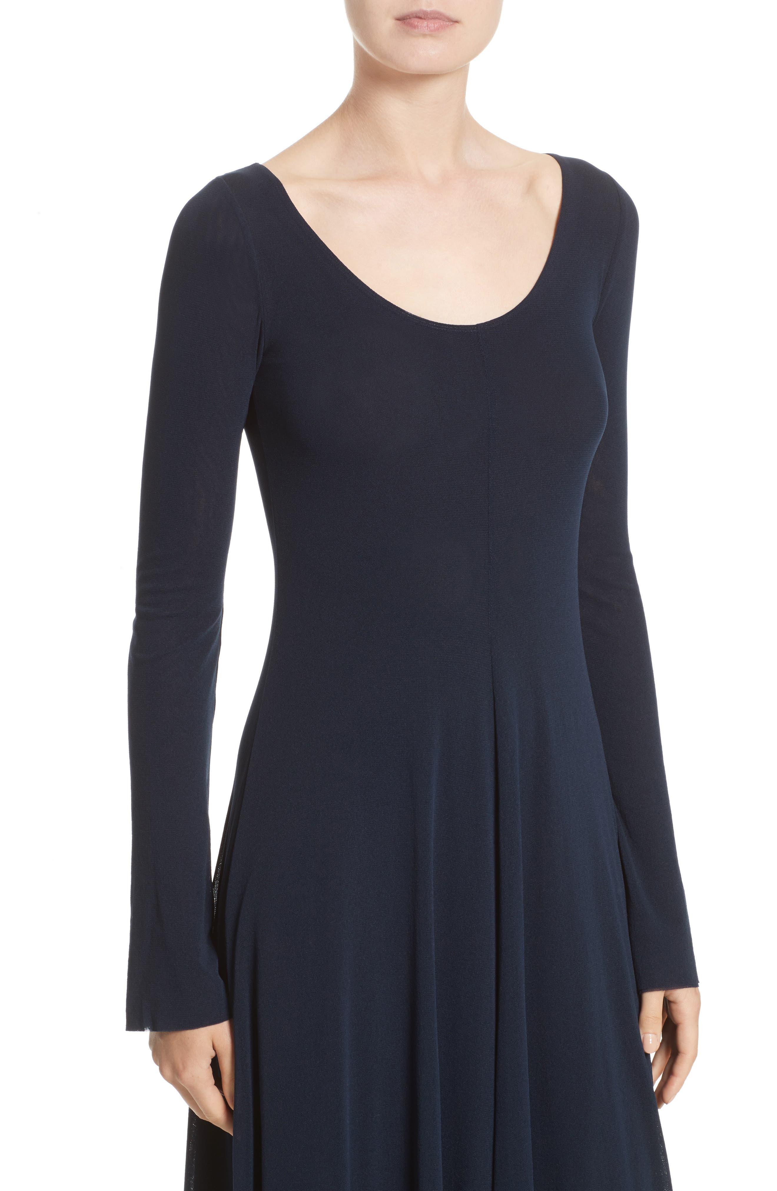 Alternate Image 6  - Fuzzi Reversible Tulle Dress