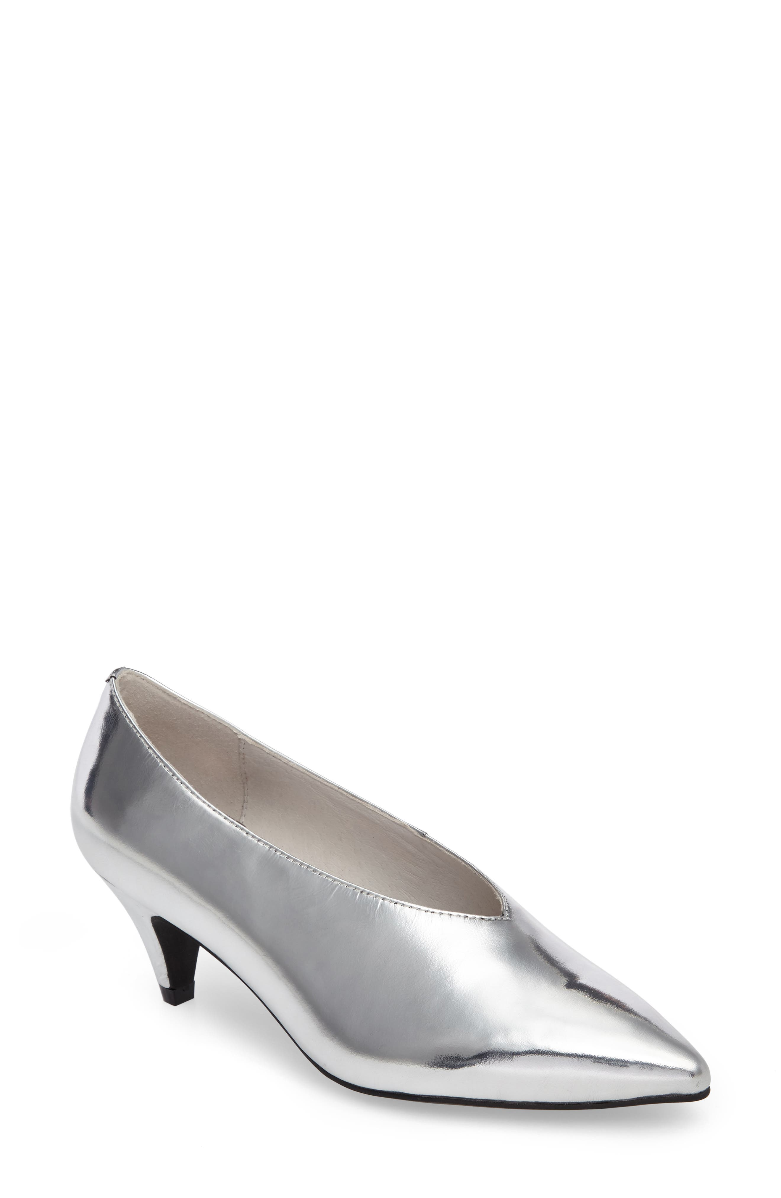 Main Image - Jeffrey Campbell 'Carla' Pointy Toe Pump (Women)