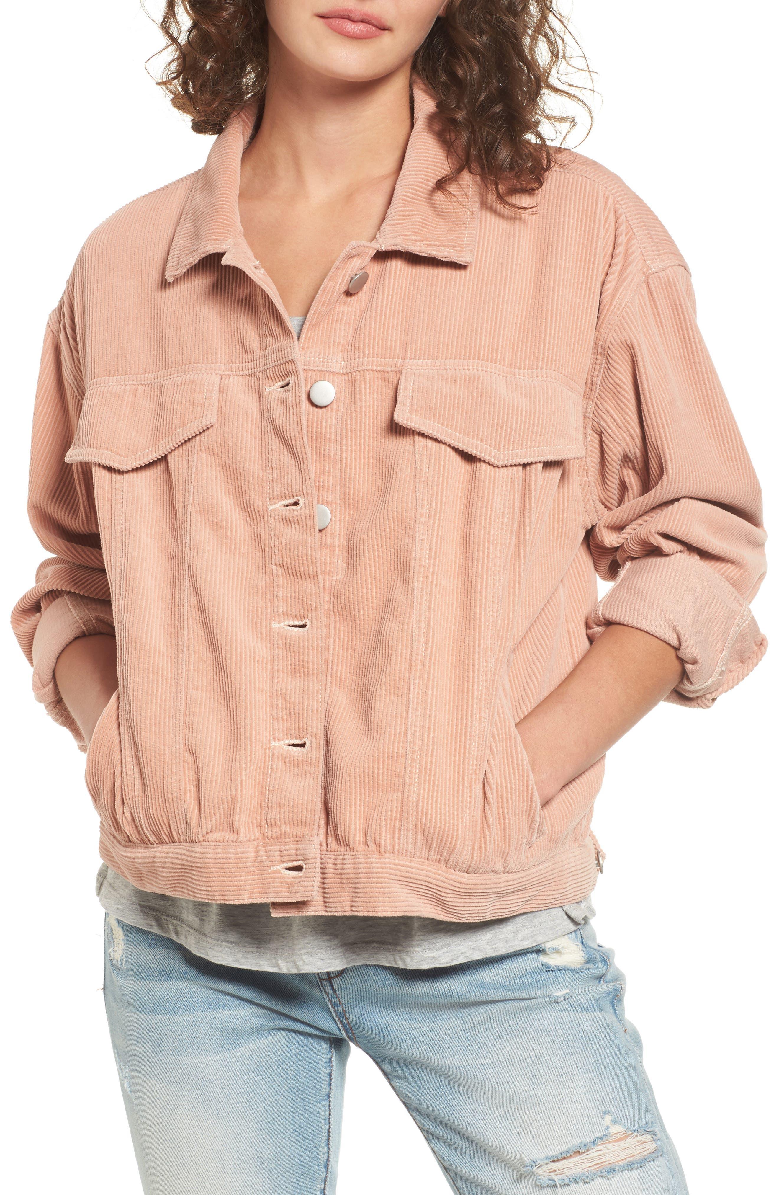 BP. Corduroy Trucker Jacket