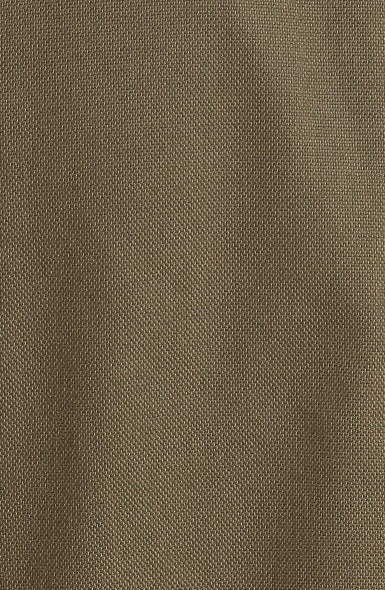 Army Jacket,                             Alternate thumbnail 5, color,                             Army Green