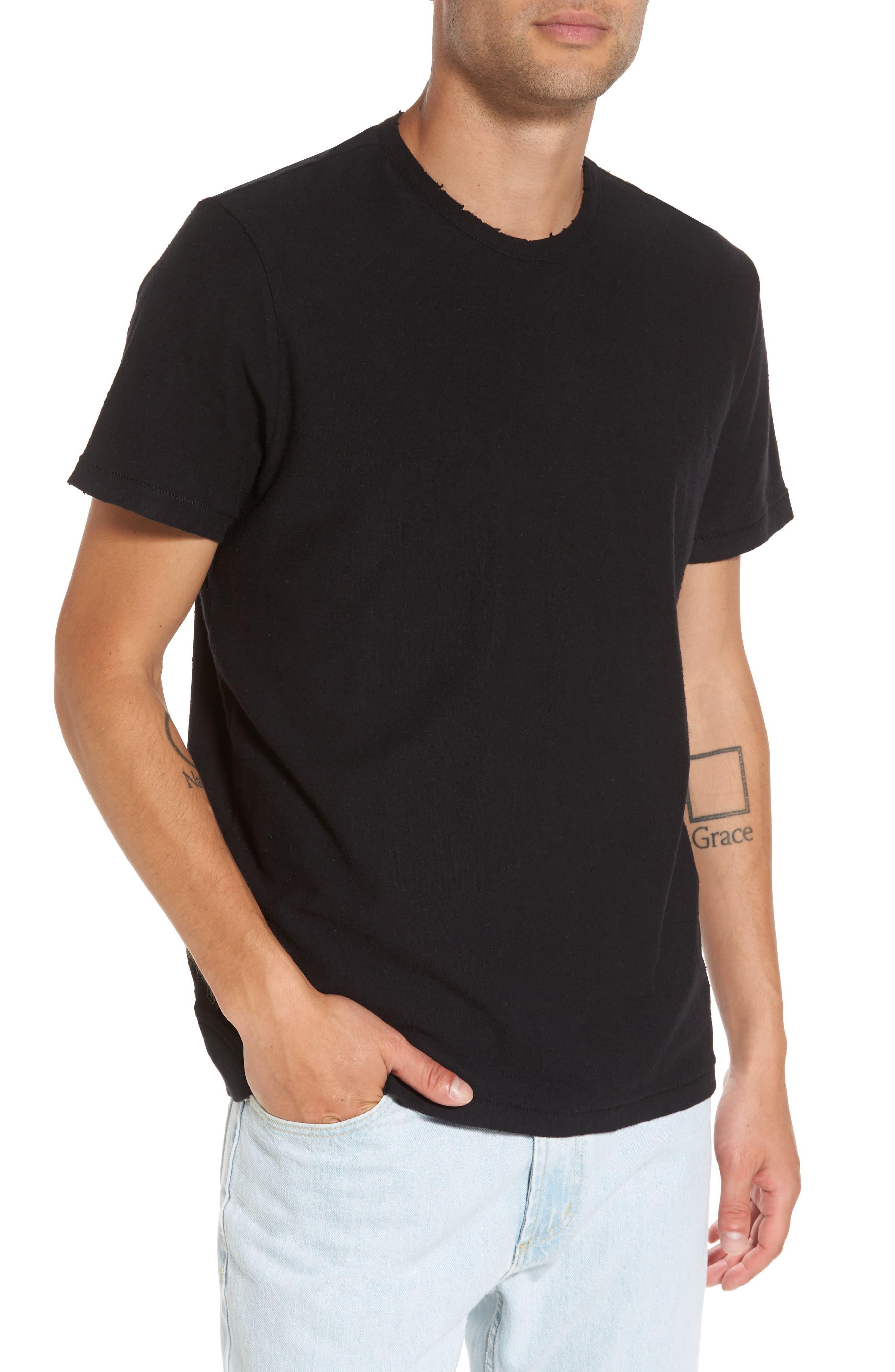 Alternate Image 1 Selected - Treasure & Bond Nep Crewneck T-Shirt