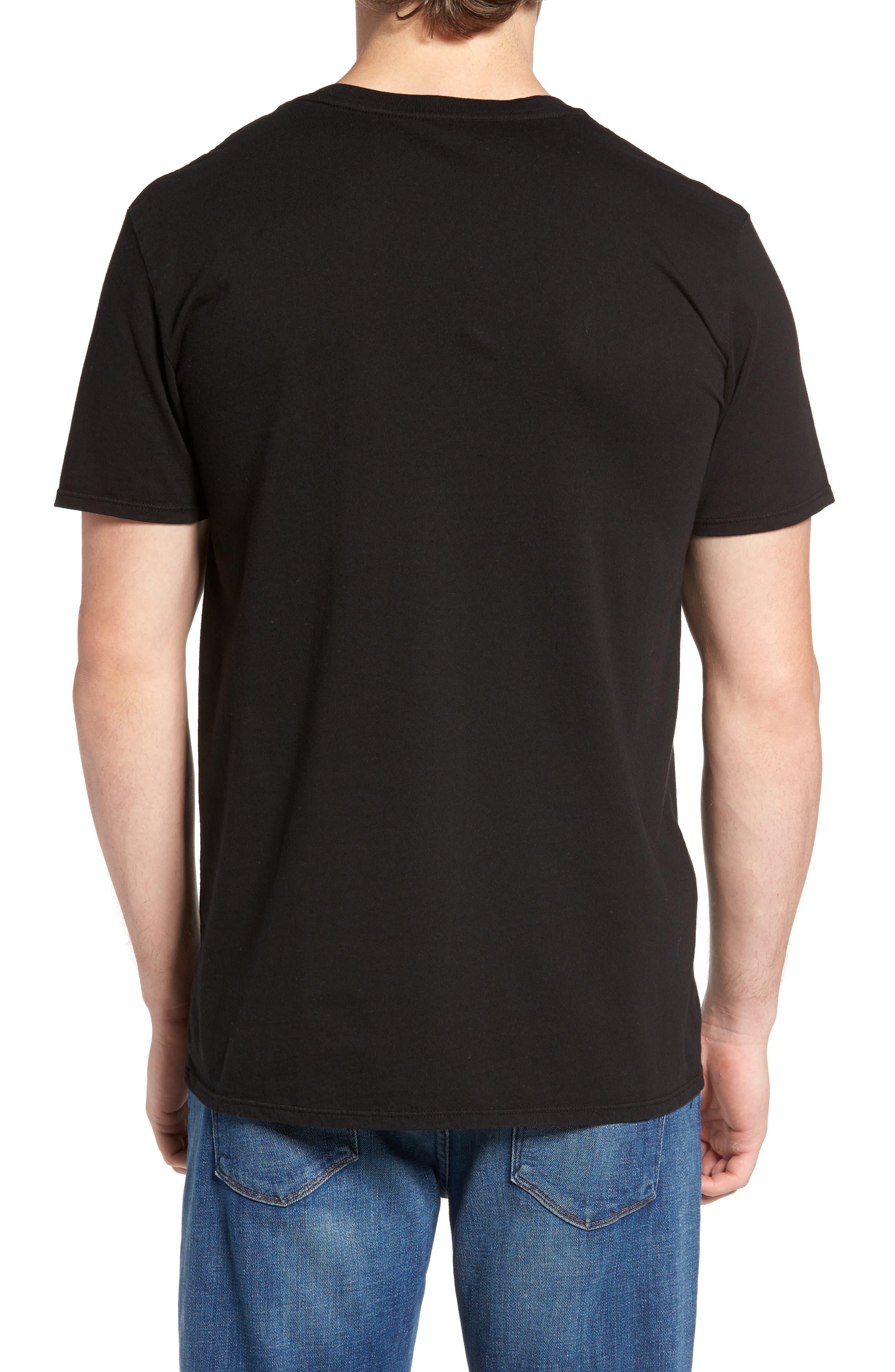 Alternate Image 2  - Original Paperbacks Pocket T-Shirt