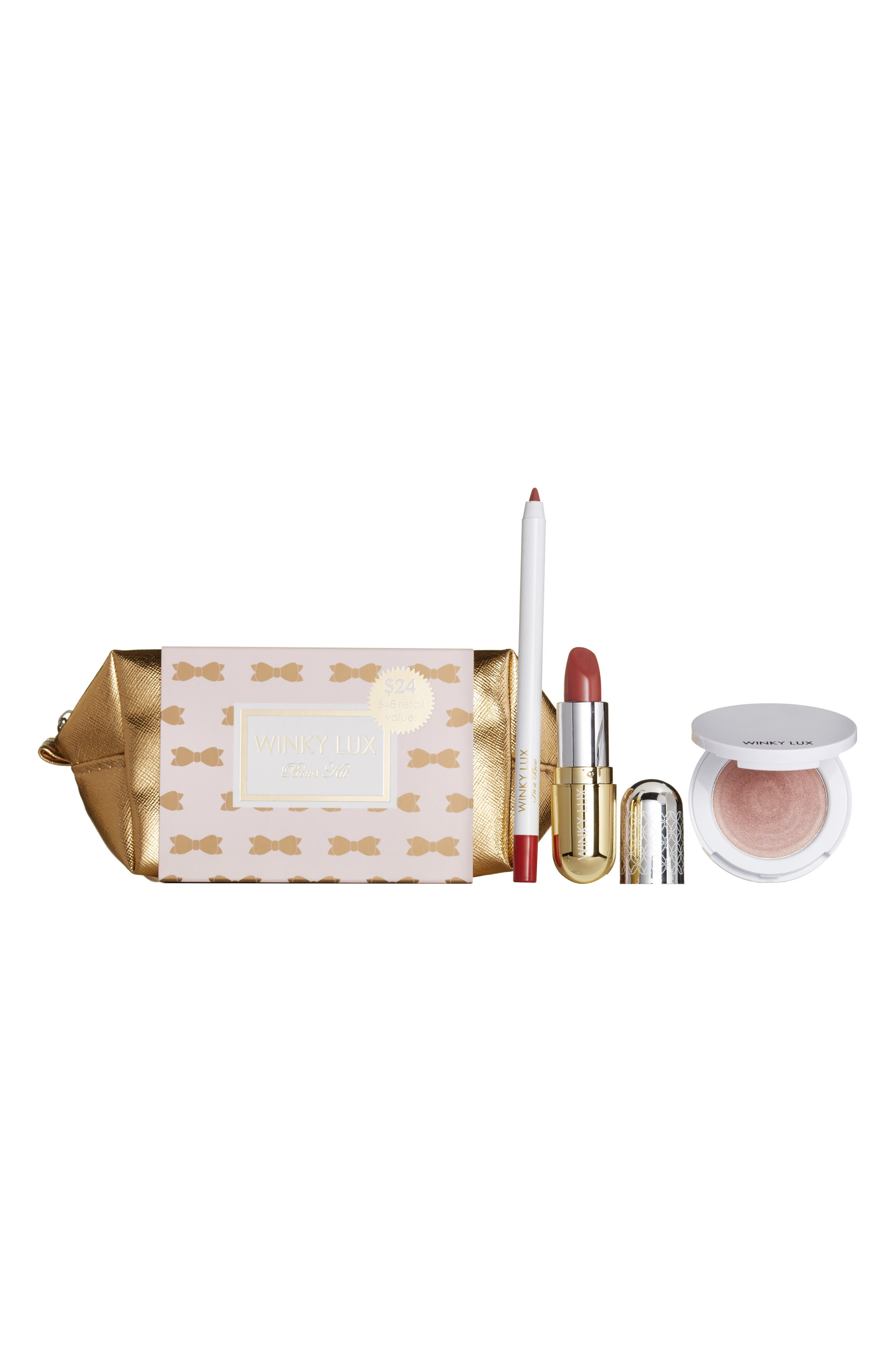 Main Image - Winky Lux Bow Kit ($48 Value)