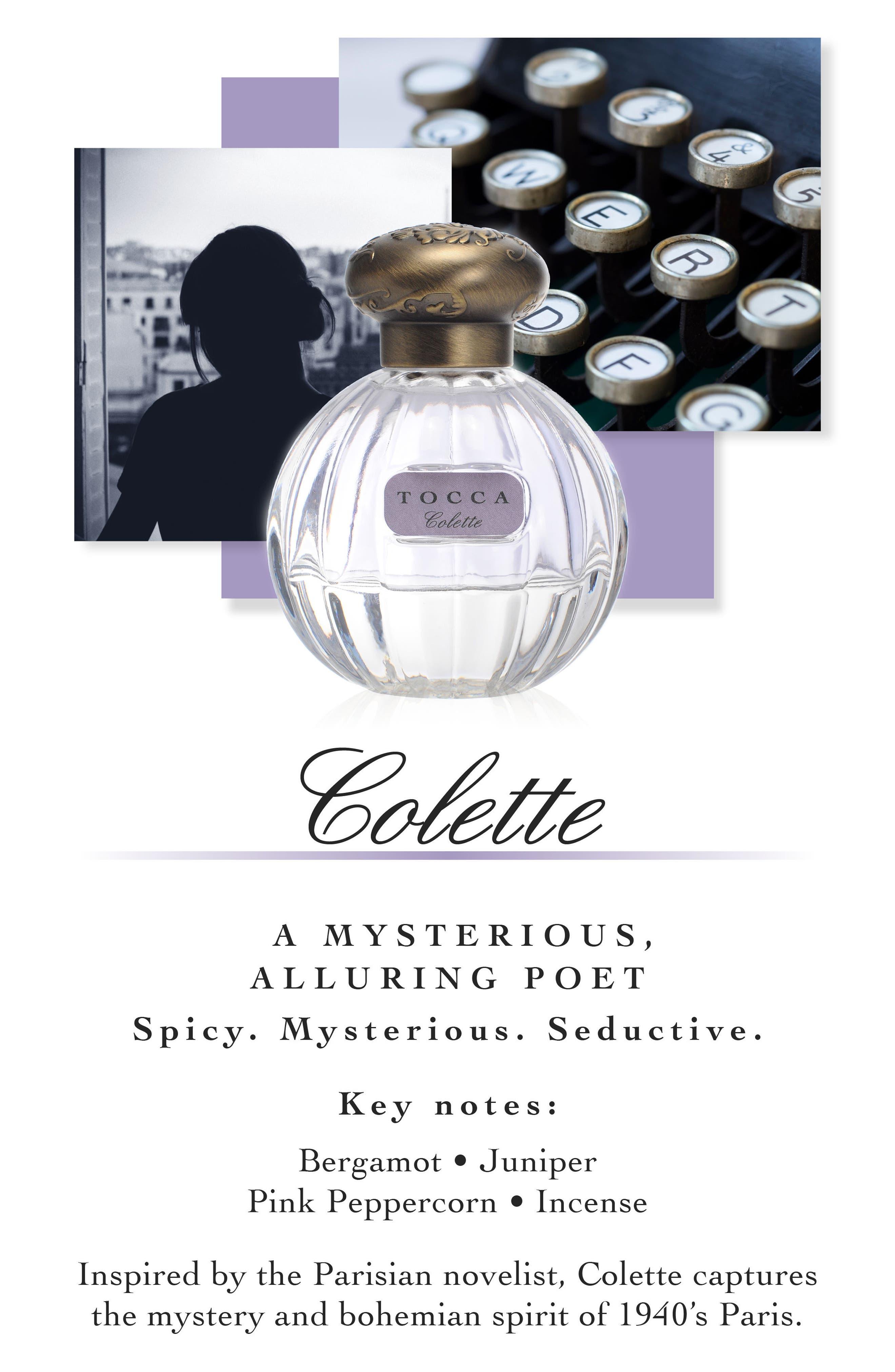 Alternate Image 2  - TOCCA 'Colette' Eau de Parfum