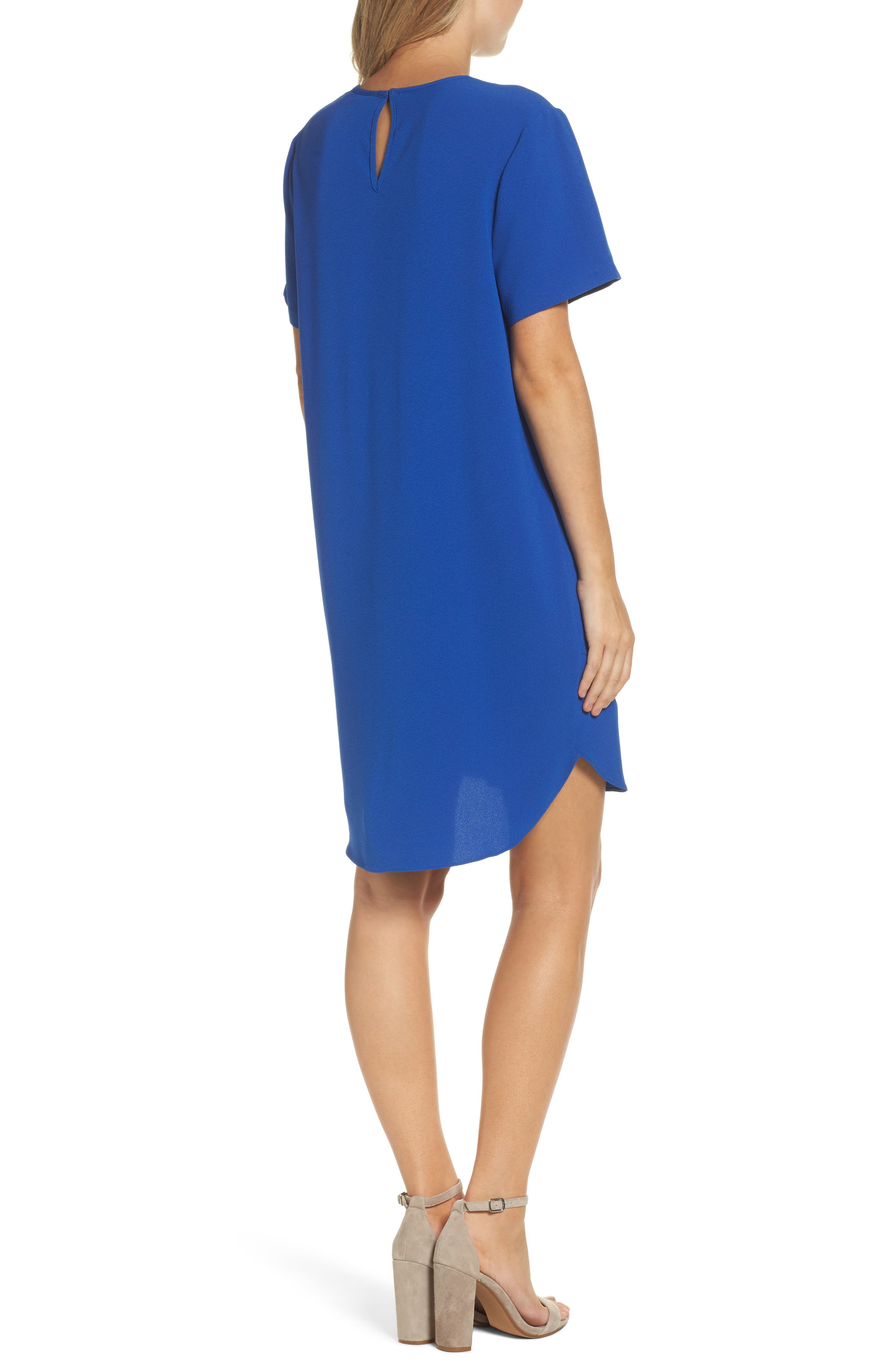 Alternate Image 2  - Felicity & Coco Emerson Shift Dress (Nordstrom Exclusive)