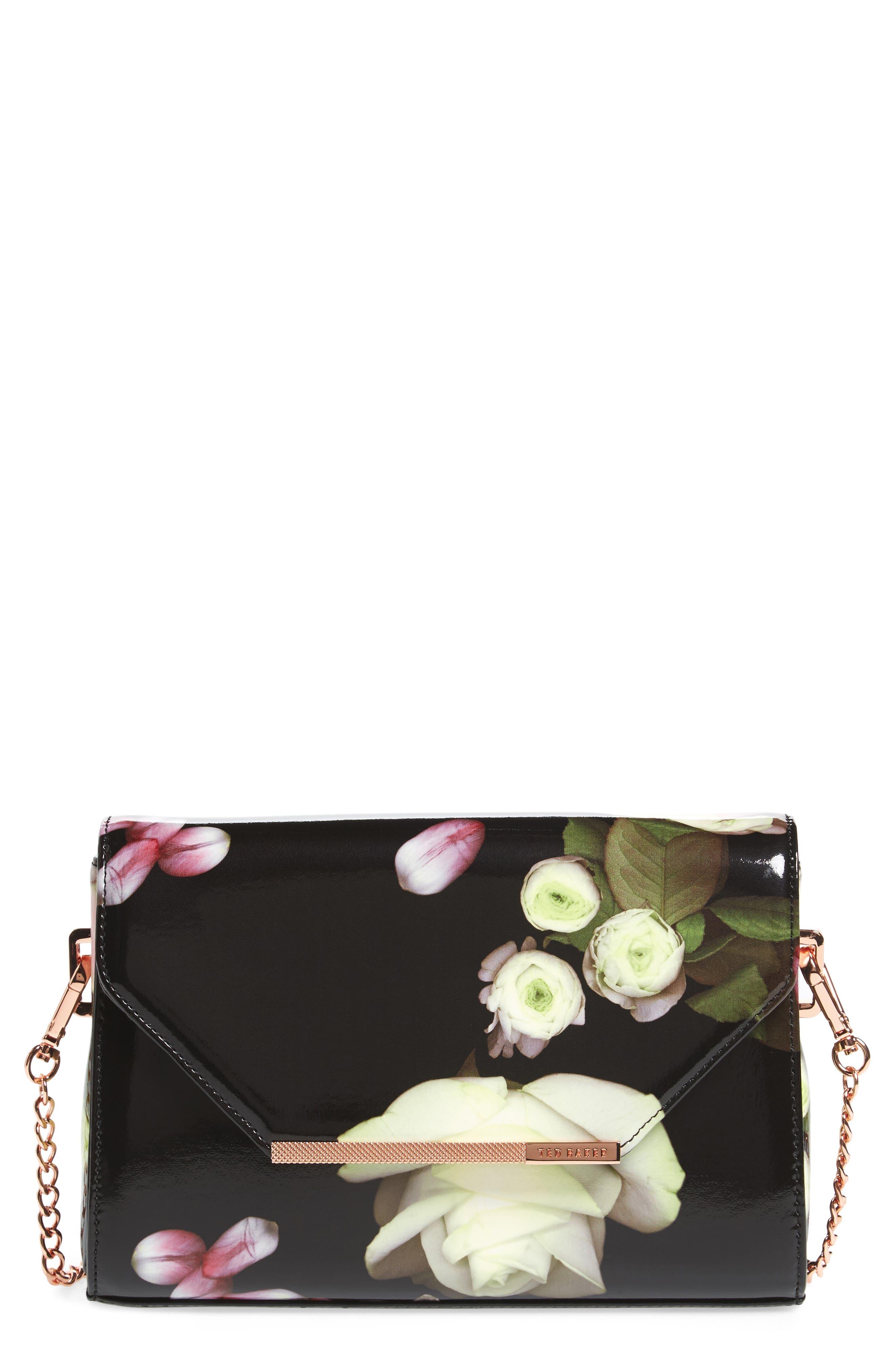 Ted Baker London Kensington Floral Crossbody Bag