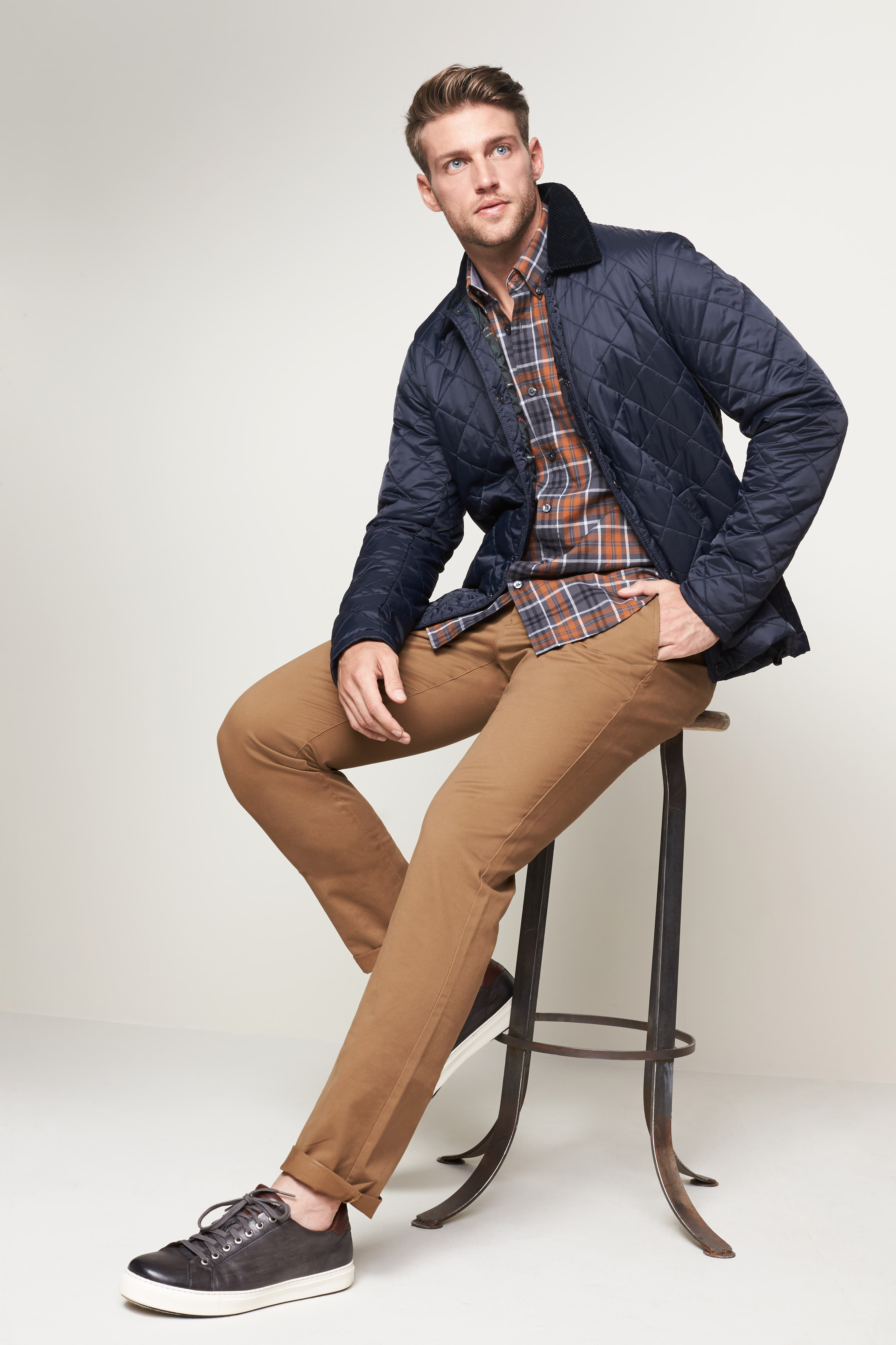 Alternate Image 8  - Barbour Holme Quilted Water-Resistant Jacket