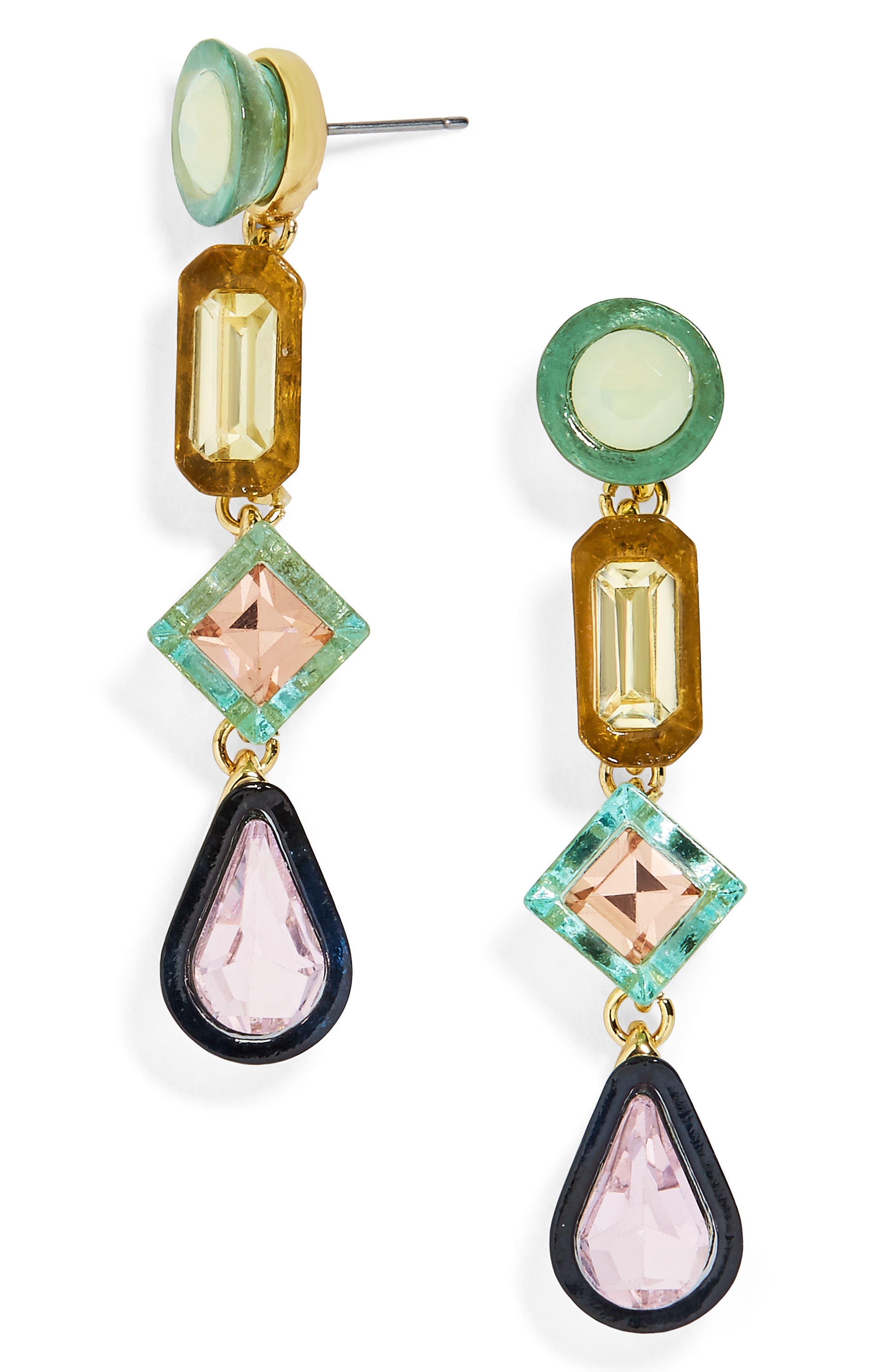 BAUBLEBAR Evonne Drop Earrings