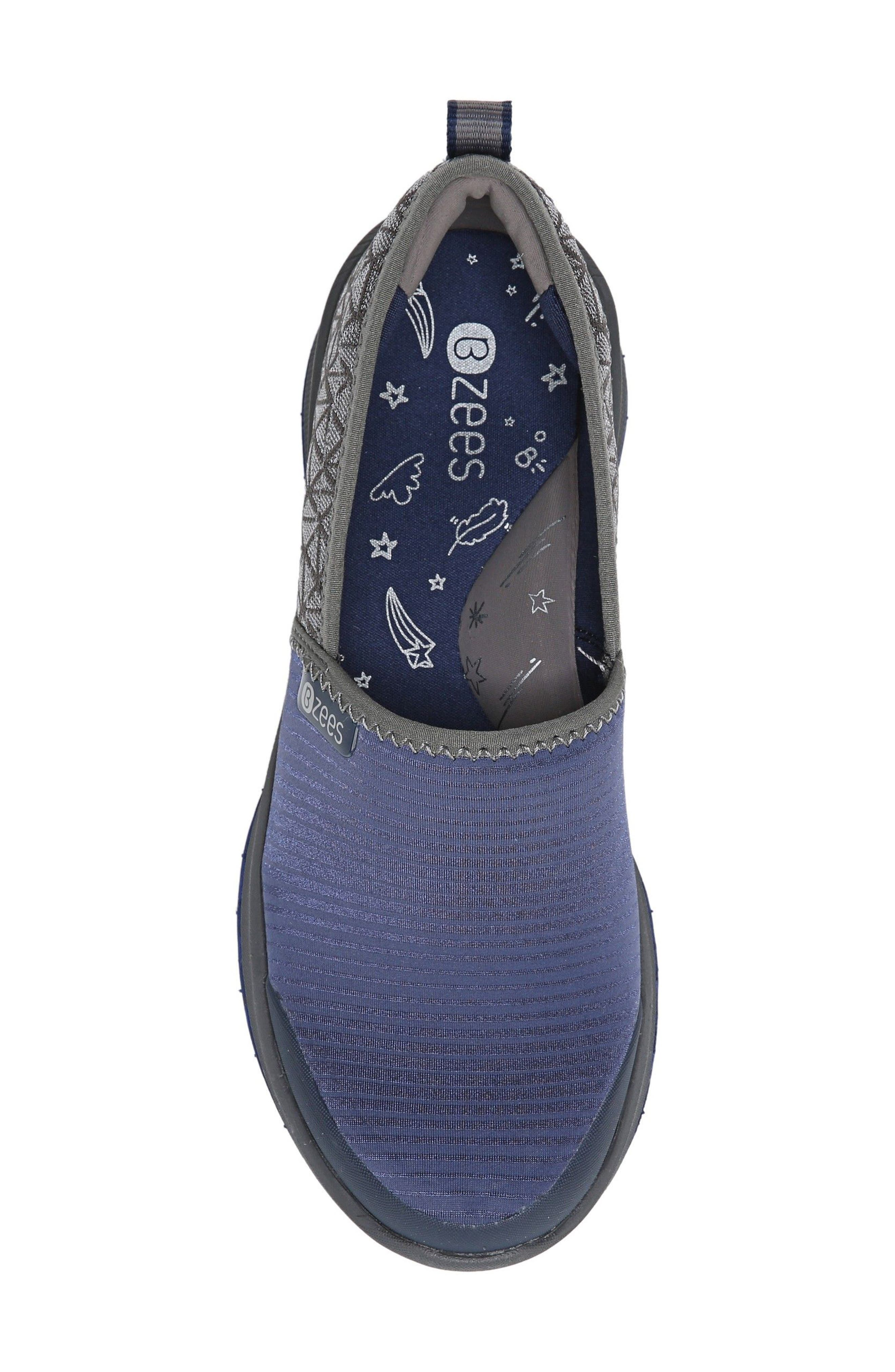 Alternate Image 5  - BZees Glee Slip-On Sneaker (Women)