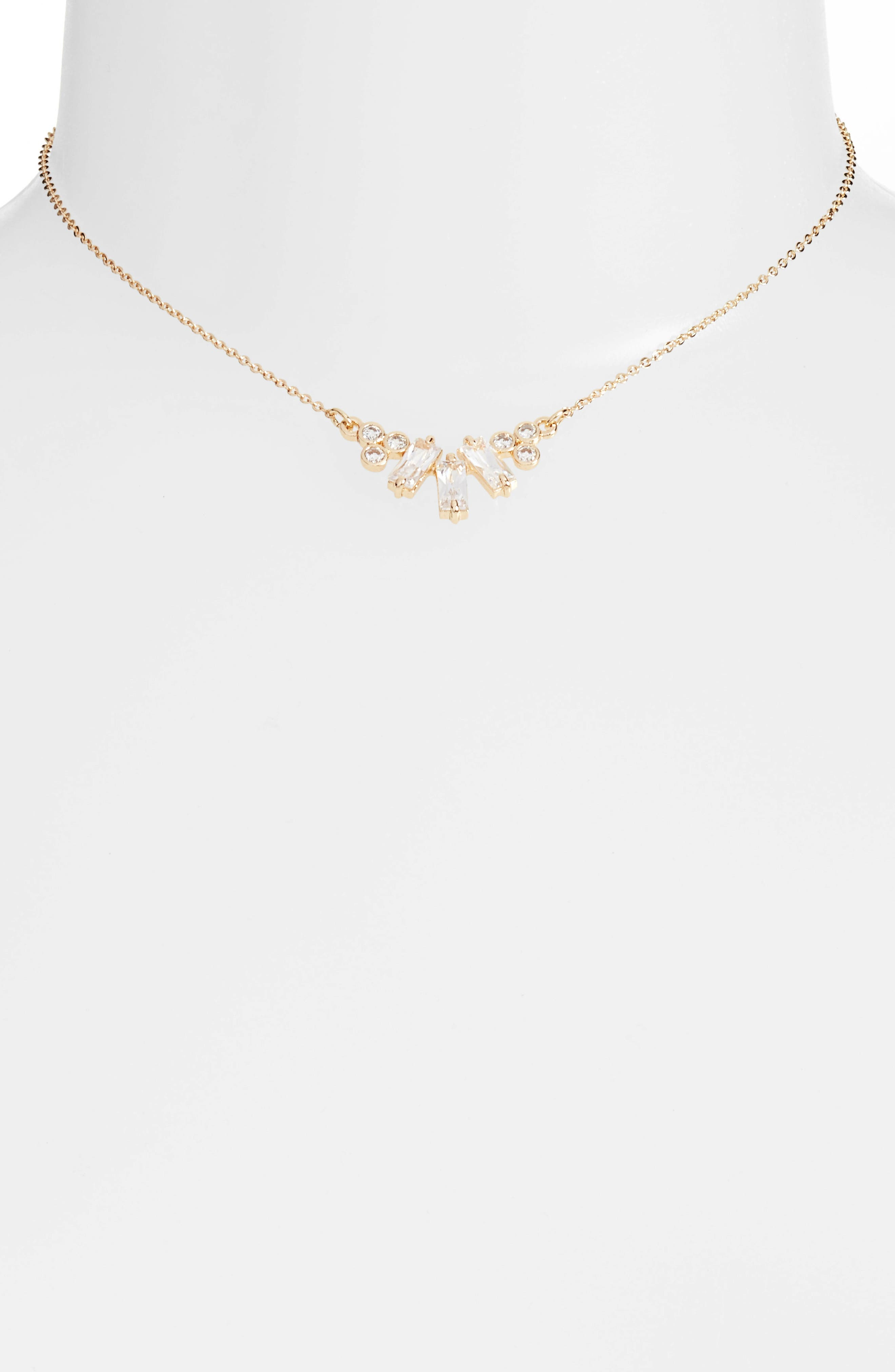 CZ BY KENNETH JAY LANE Cluster Choker