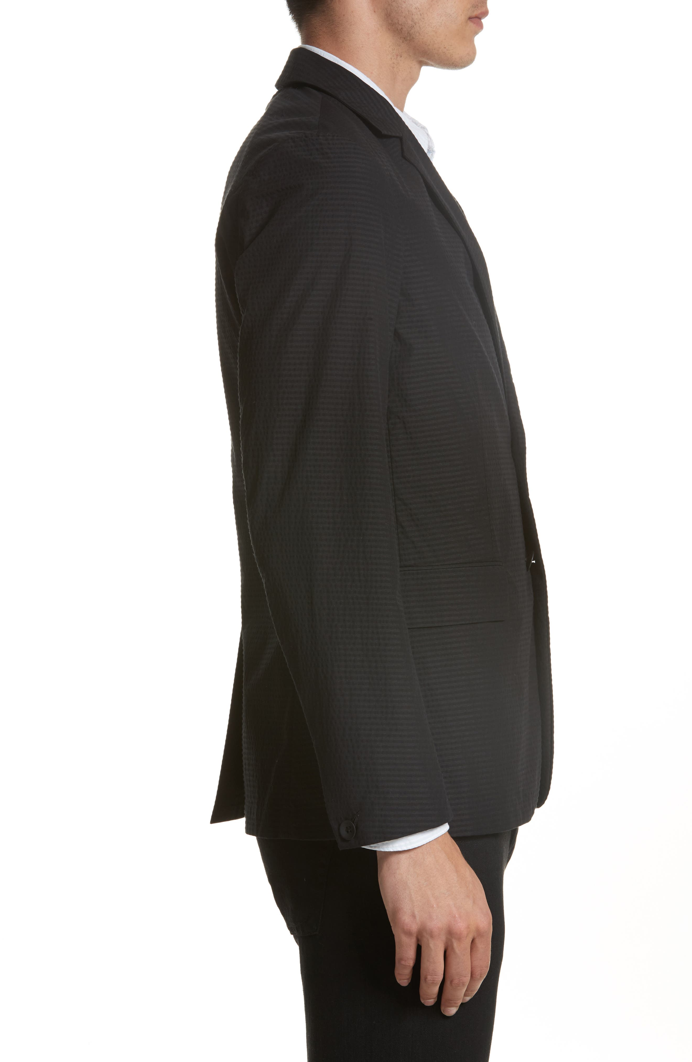 Alternate Image 3  - rag & bone Philips Cotton Blend Blazer
