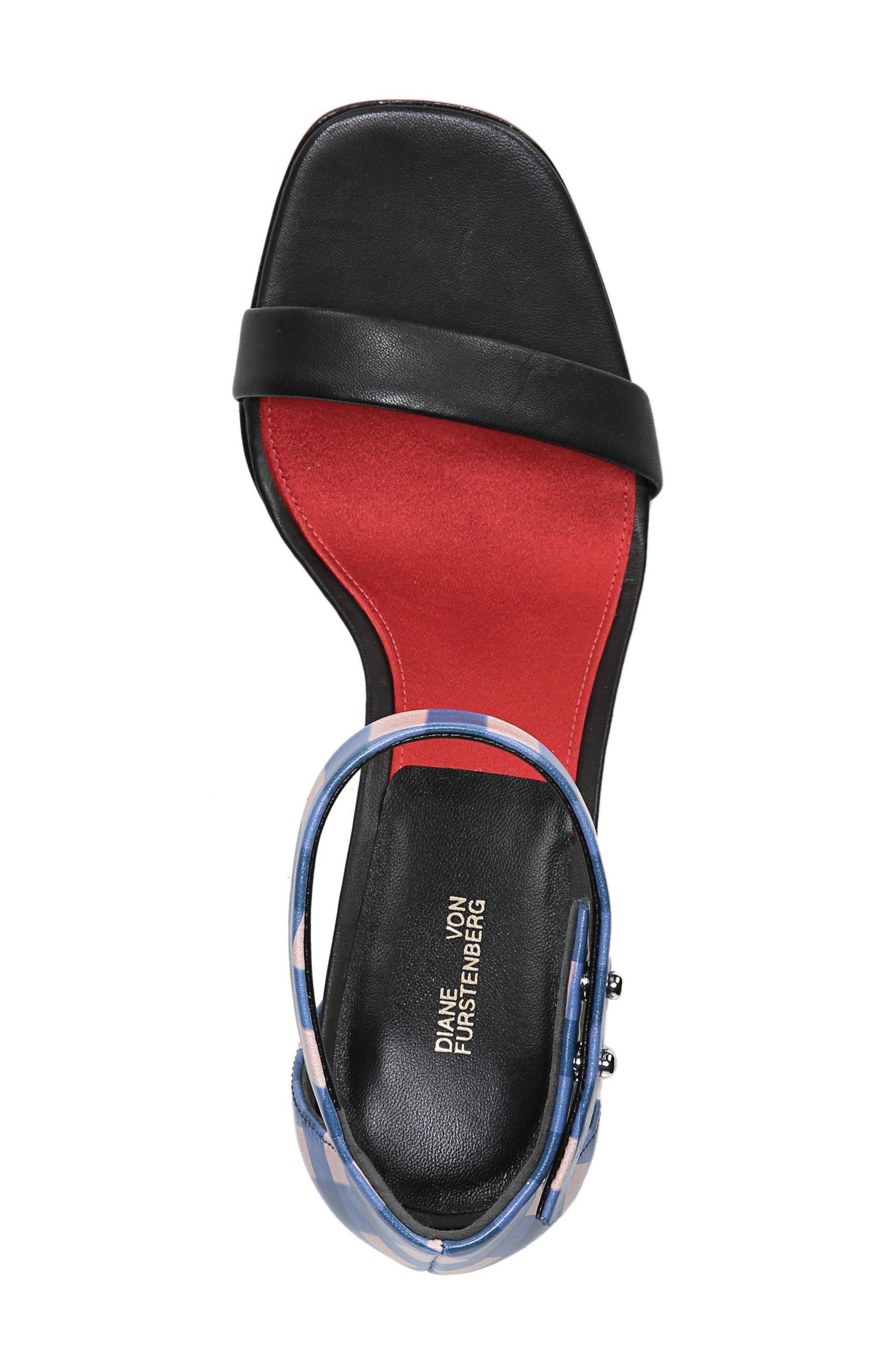 Alternate Image 5  - Diane Von Furstenberg Ferrara Ankle Strap Sandal (Women)