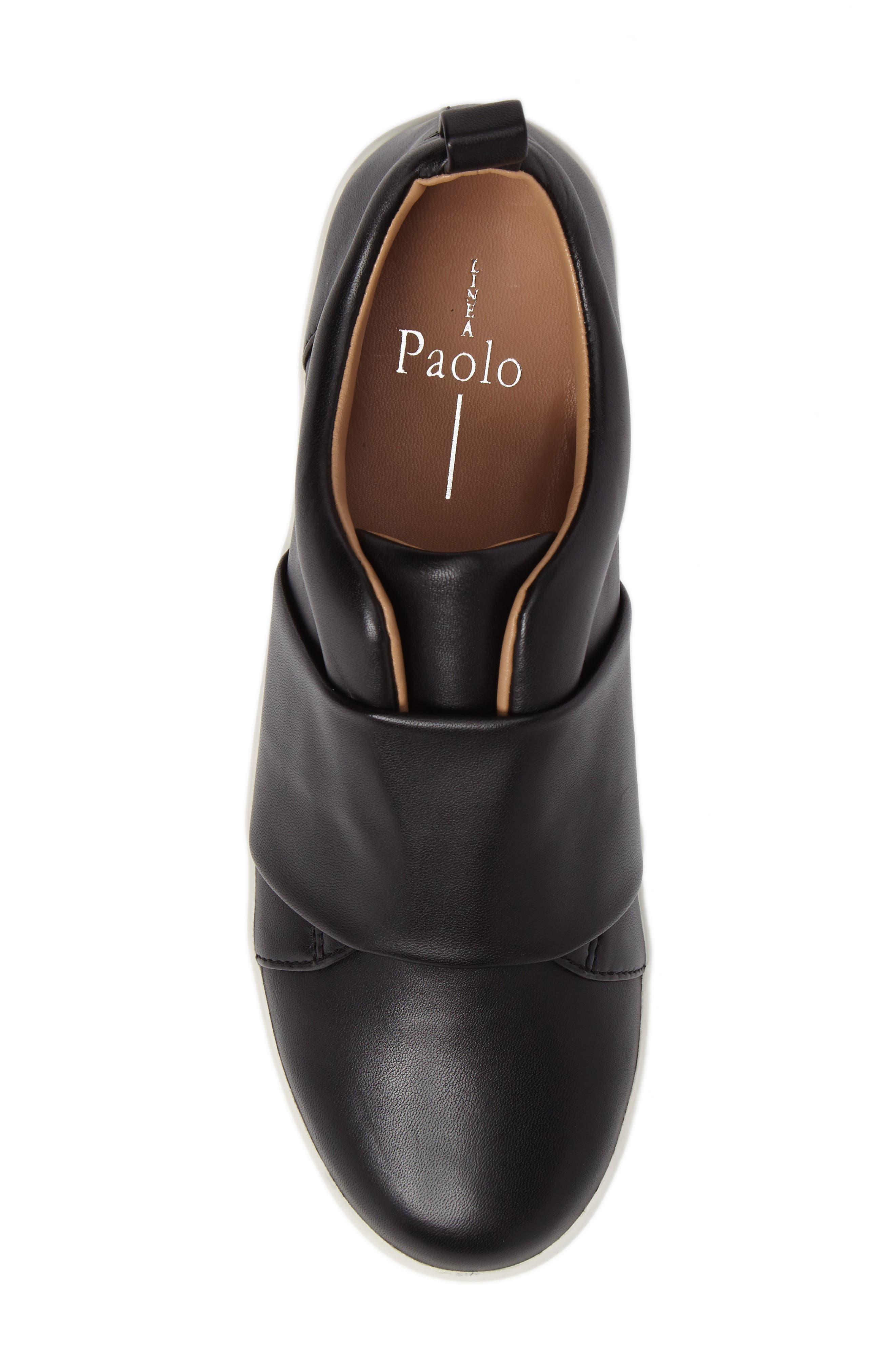 Alternate Image 5  - Linea Paolo Suzie Platform Sneaker (Women)