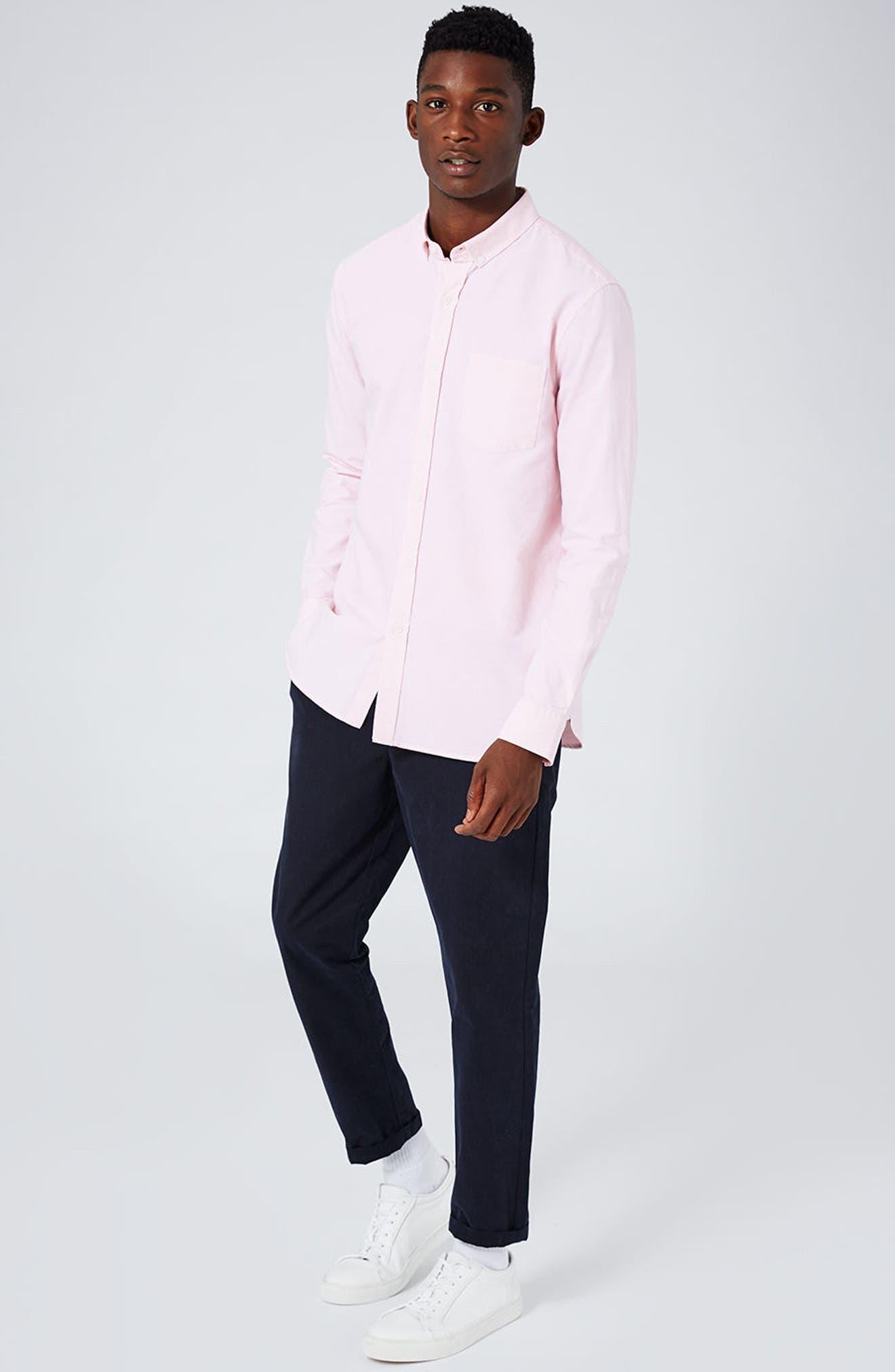 Alternate Image 2  - Topman Oxford Shirt
