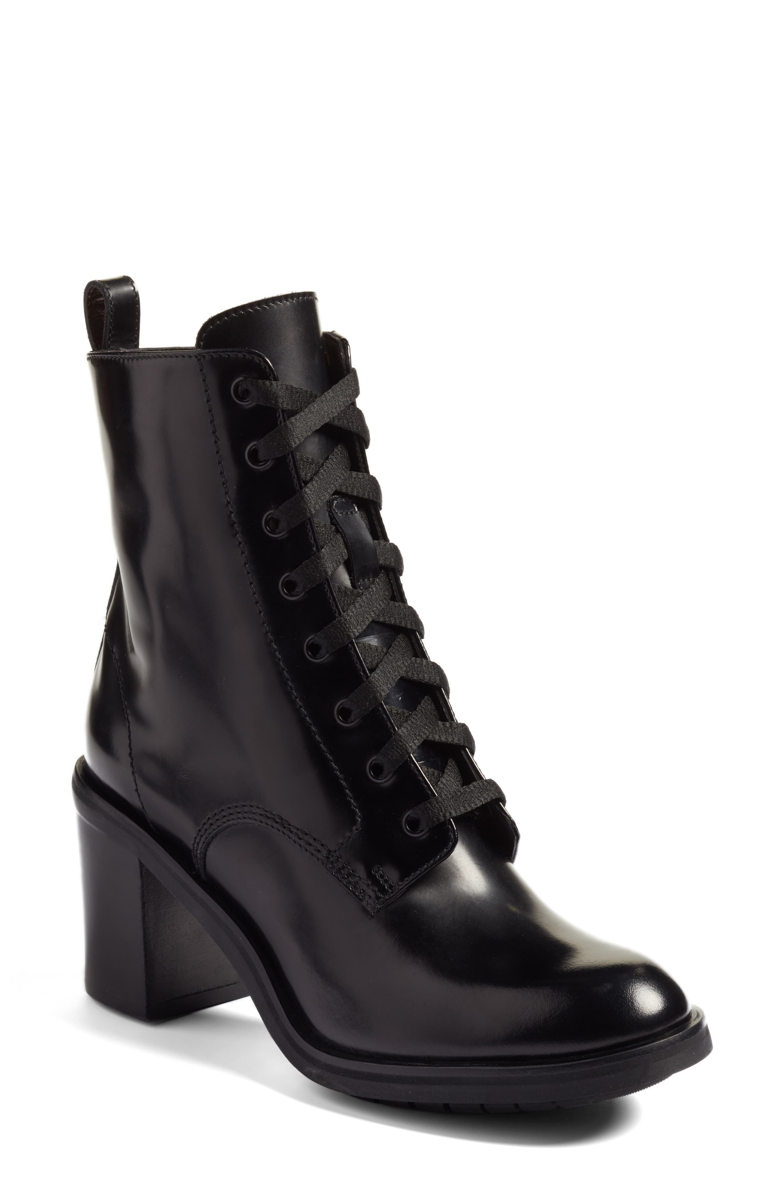 Alternate Image 1 Selected - AGL Urban Combat Boot (Women)