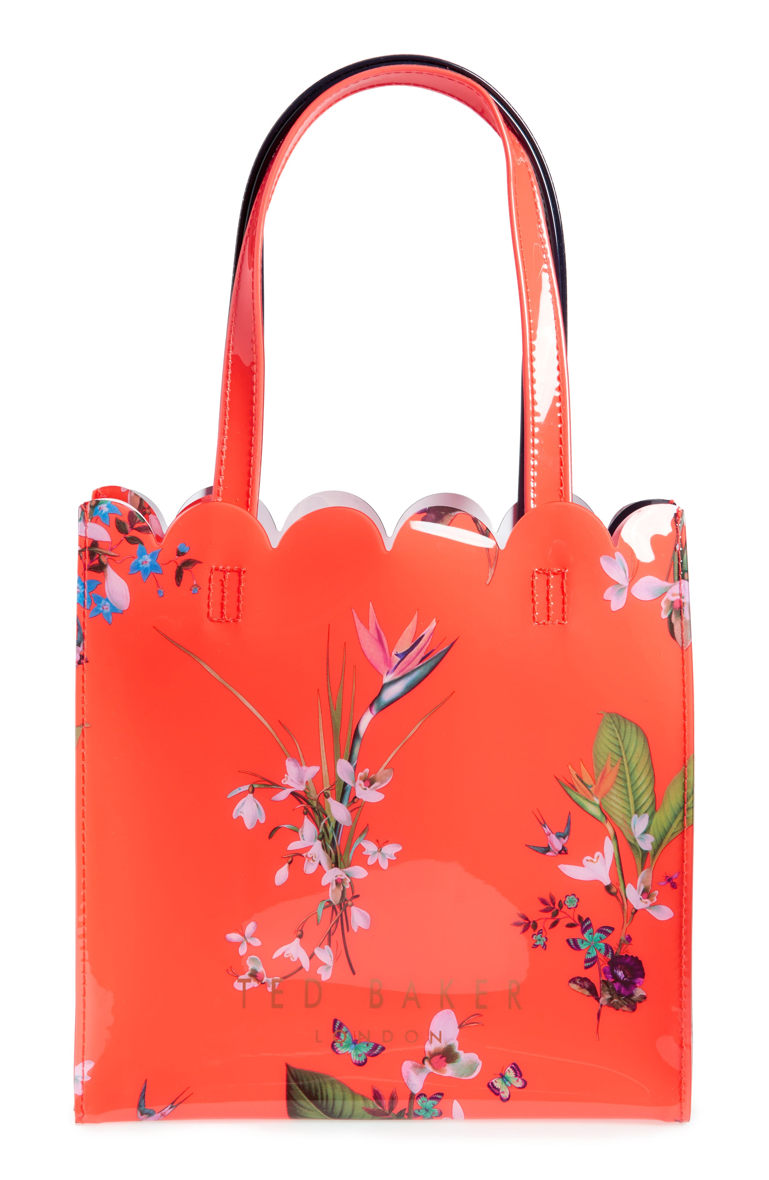 Ted Baker London Tropical Oasis Small Icon Bag