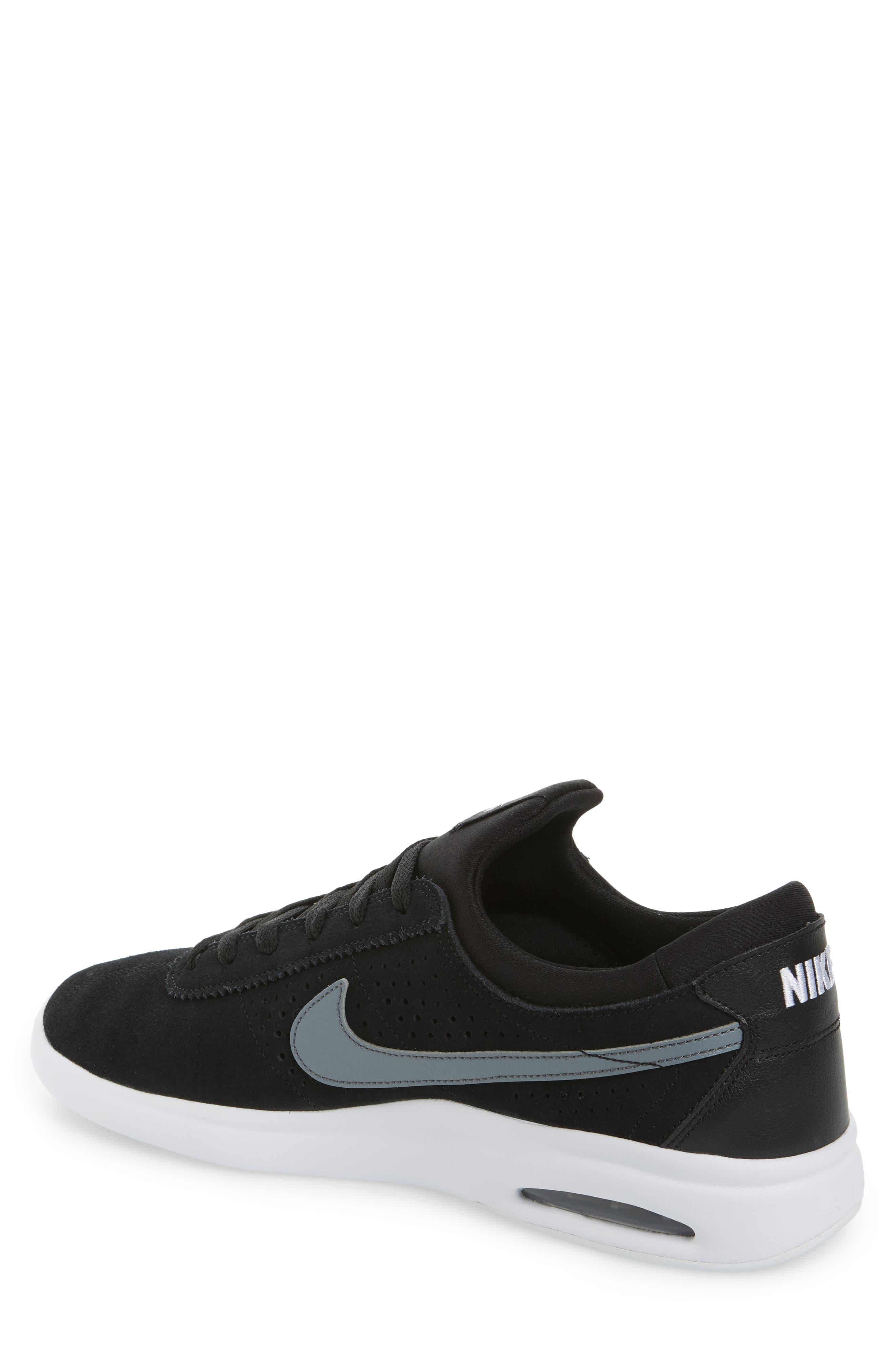 Alternate Image 2  - Nike SB Air Max Bruin Vapor Skateboarding Sneaker (Men)