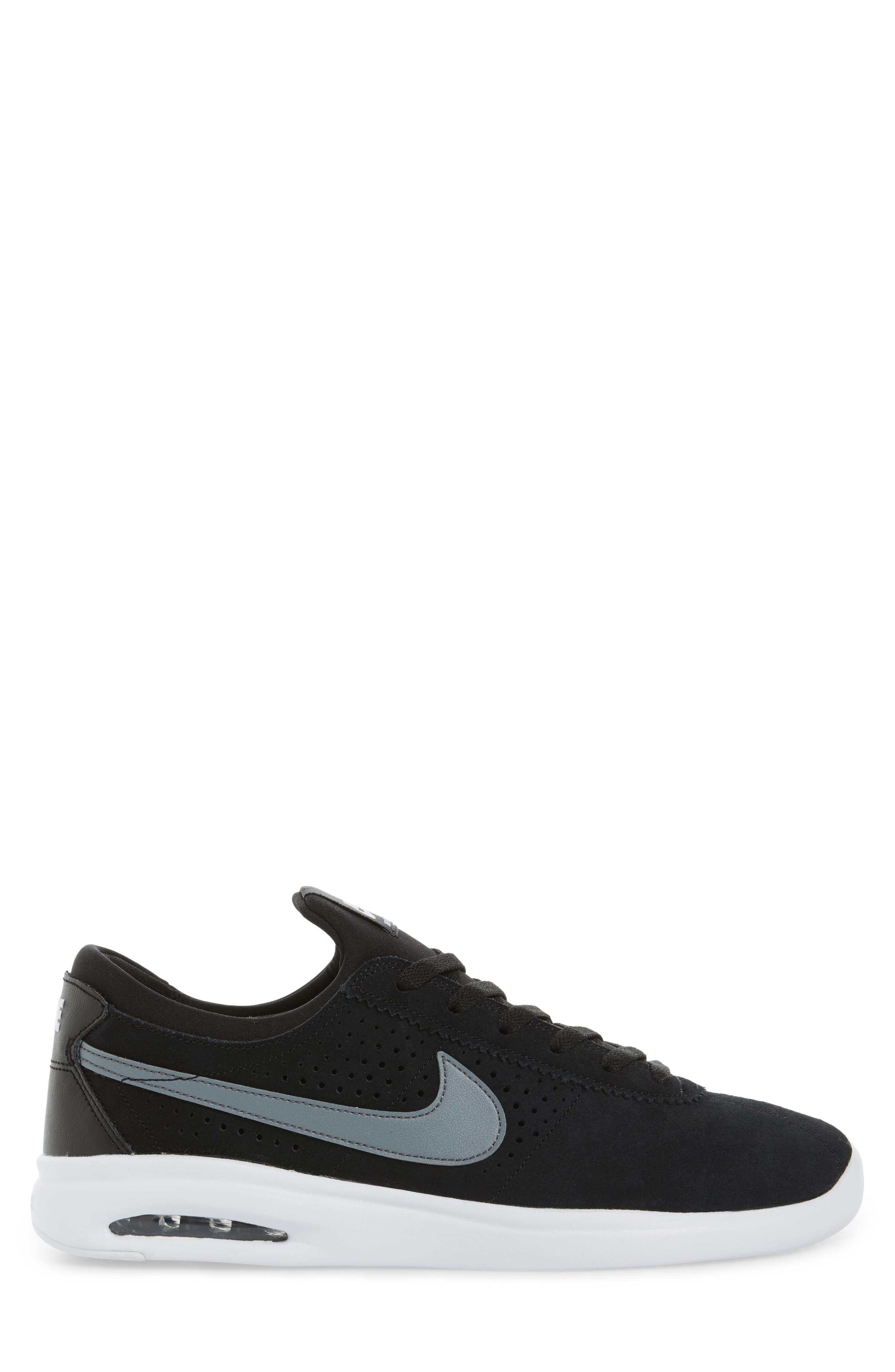 Alternate Image 3  - Nike SB Air Max Bruin Vapor Skateboarding Sneaker (Men)
