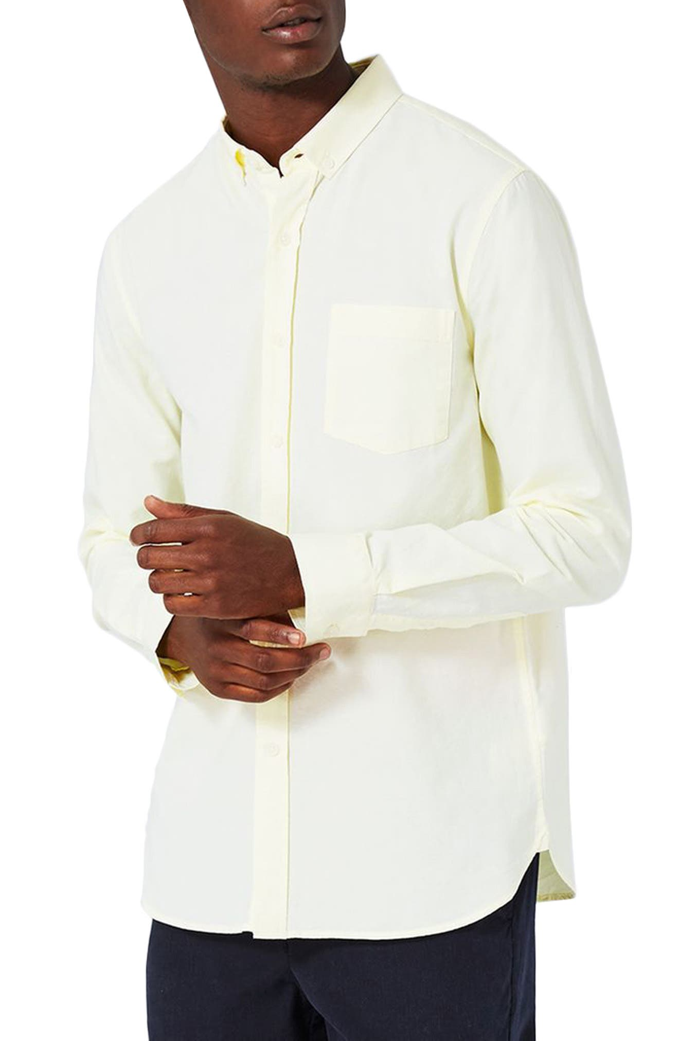 Topman Oxford Shirt