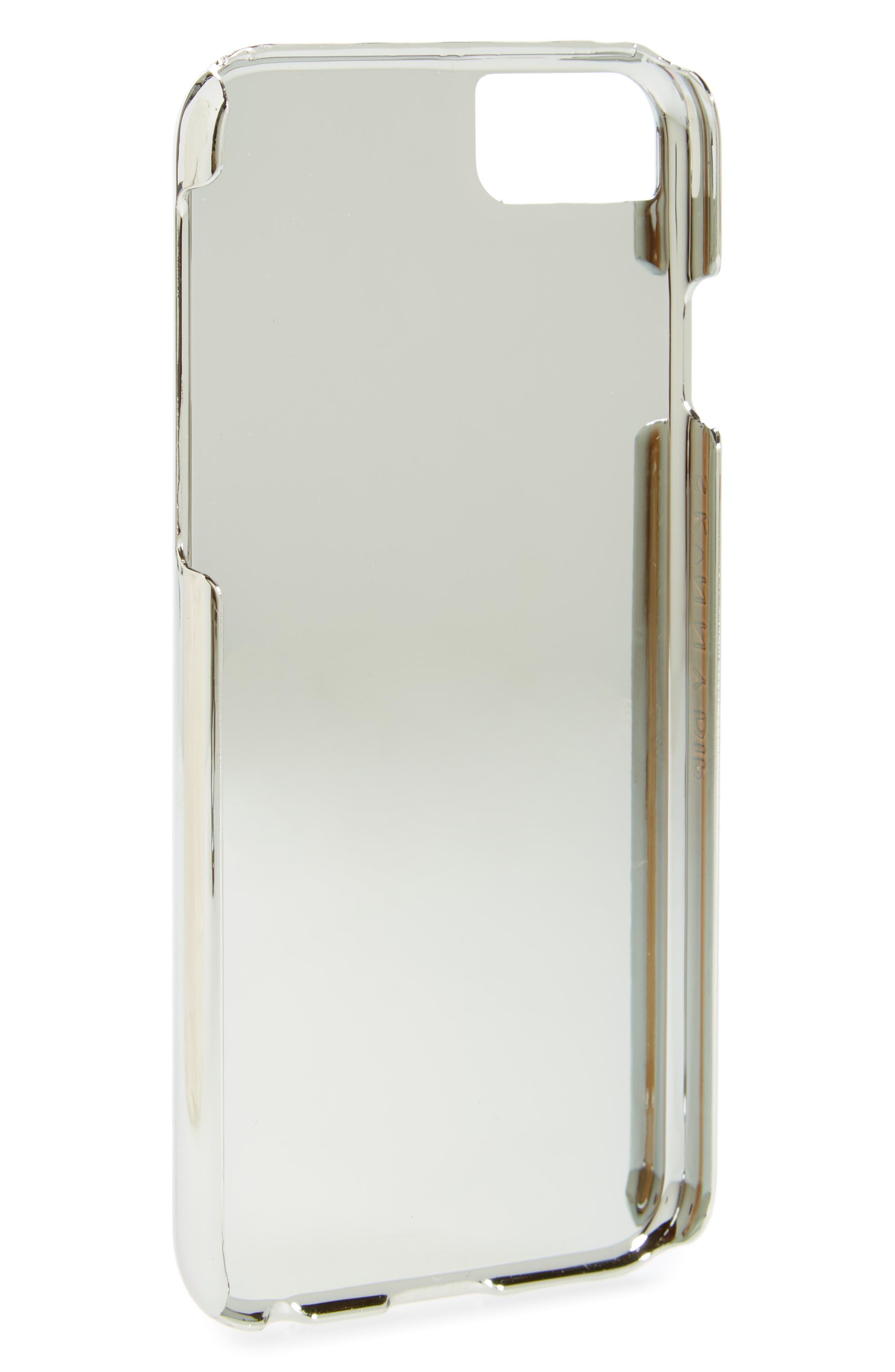 Bermuda iPhone 6/7 & 6/7 Plus Case,                             Alternate thumbnail 2, color,                             Silver