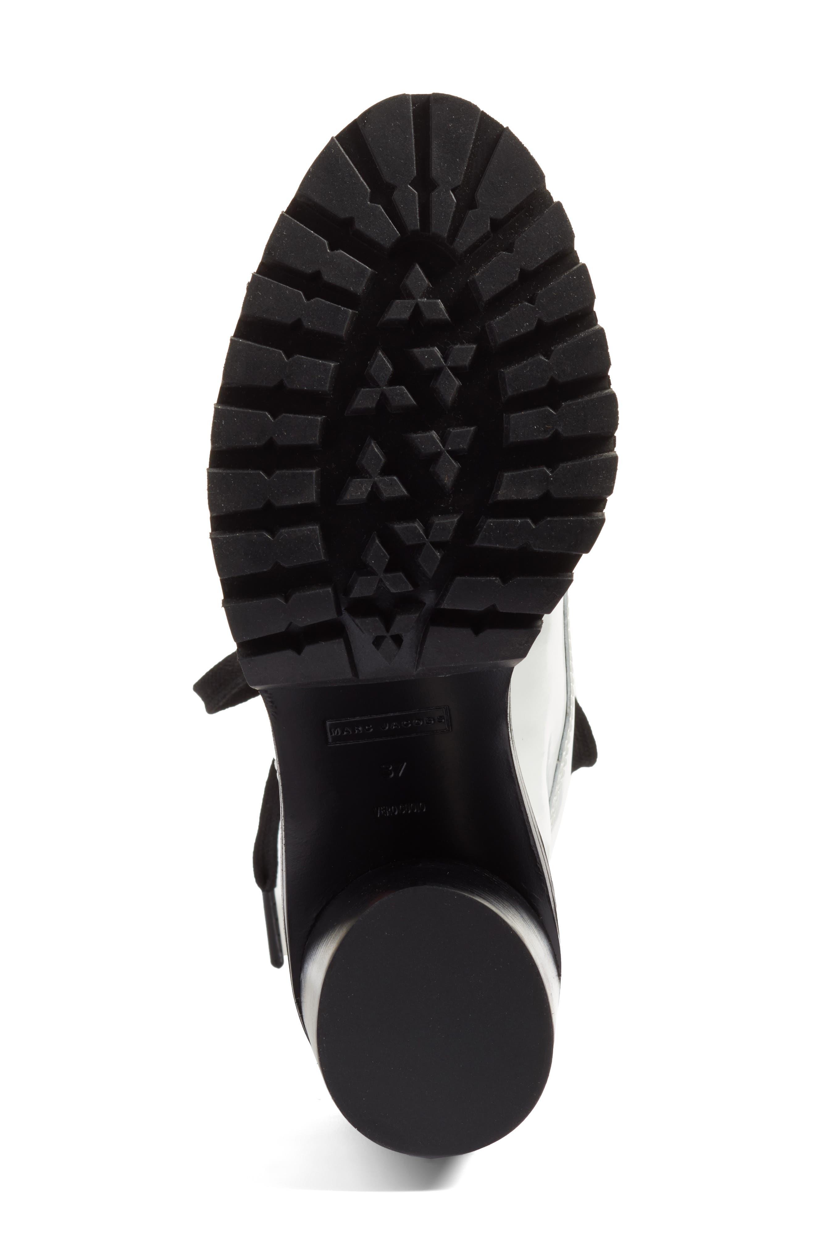 Alternate Image 6  - MARC JACOBS Ryder Block Heel Boot (Women)