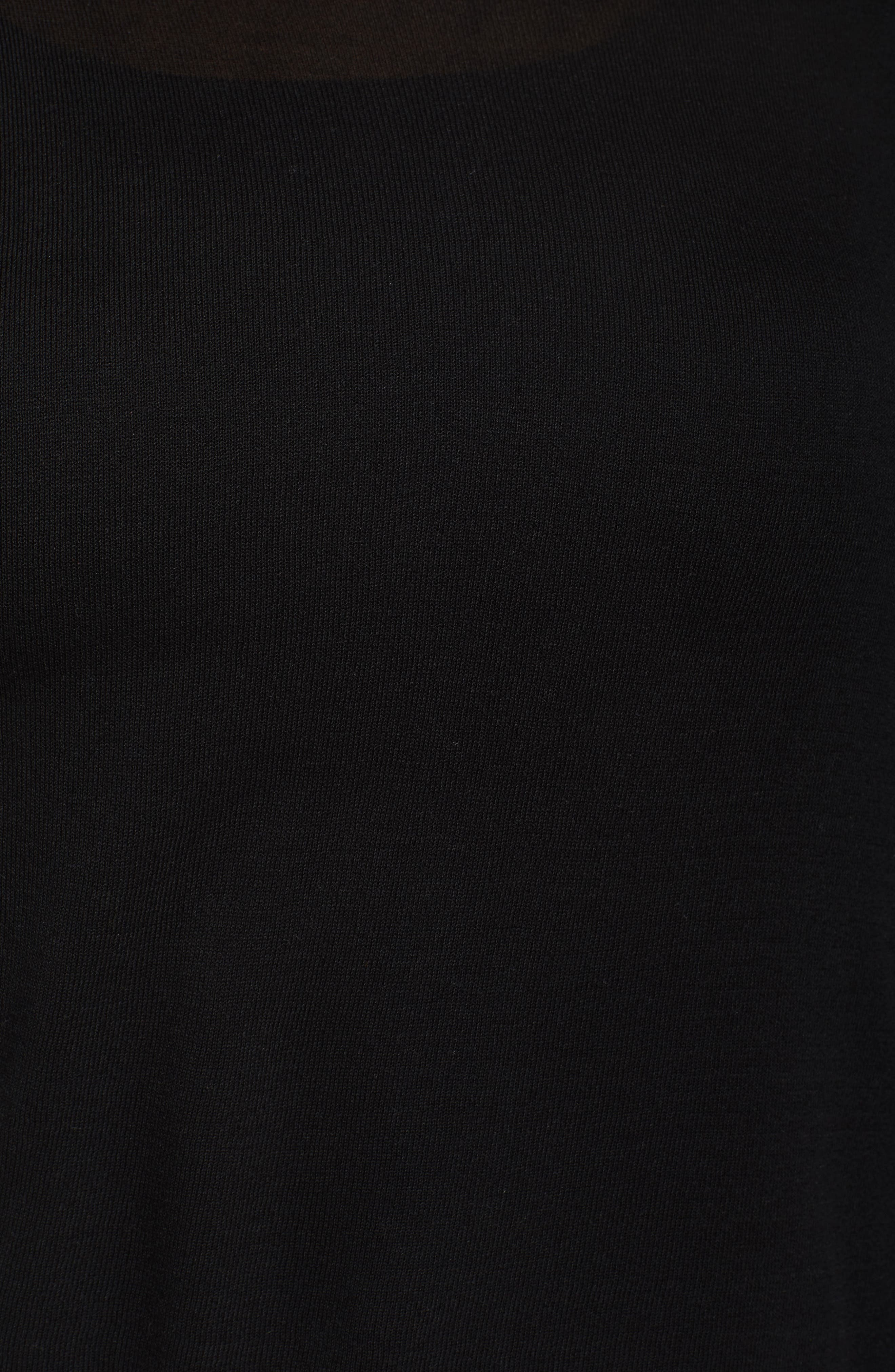 Alternate Image 5  - Eileen Fisher Tencel® Knit Top (Plus Size)