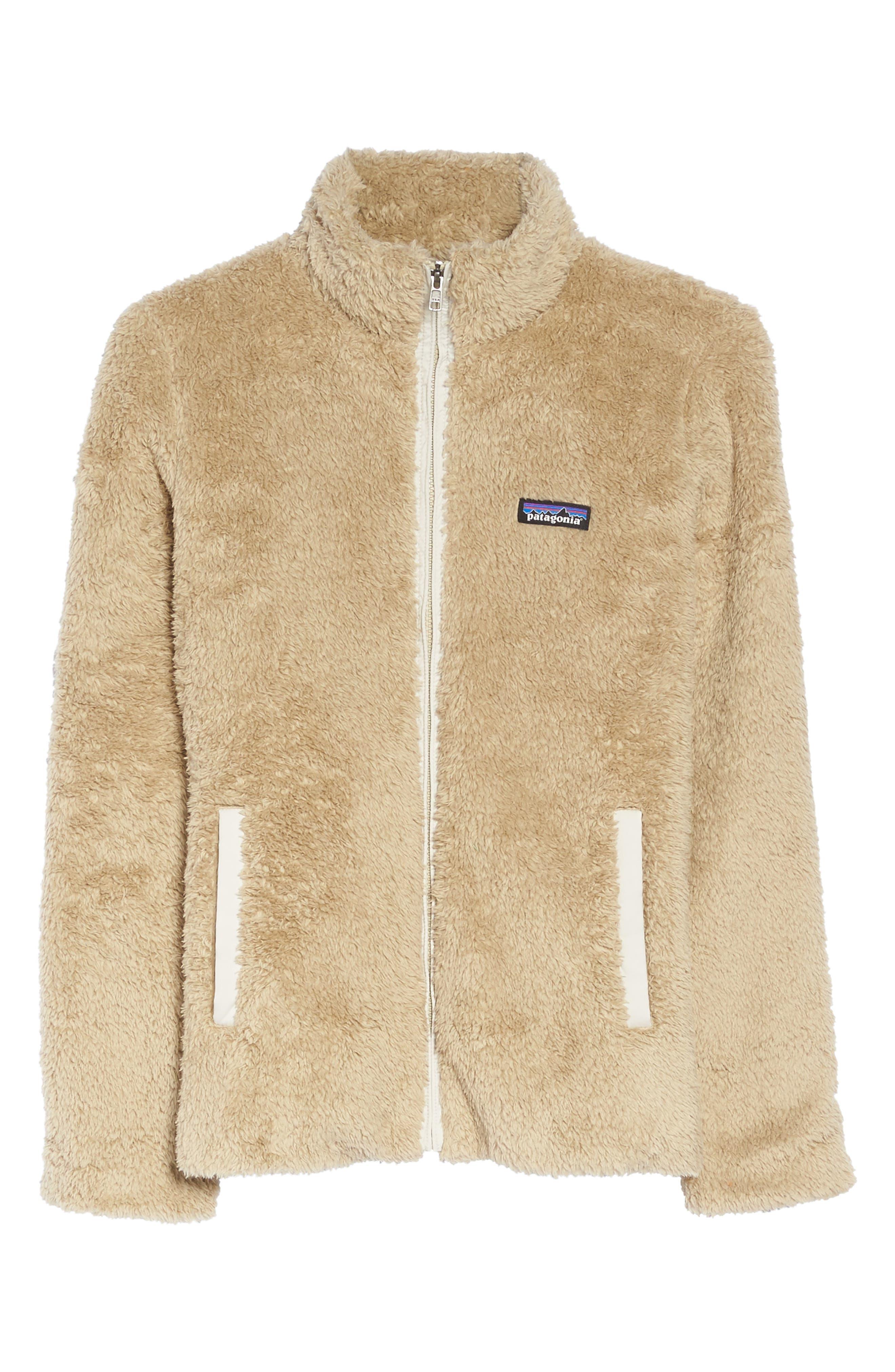 Alternate Image 6  - Patagonia Los Gatos Fleece Jacket