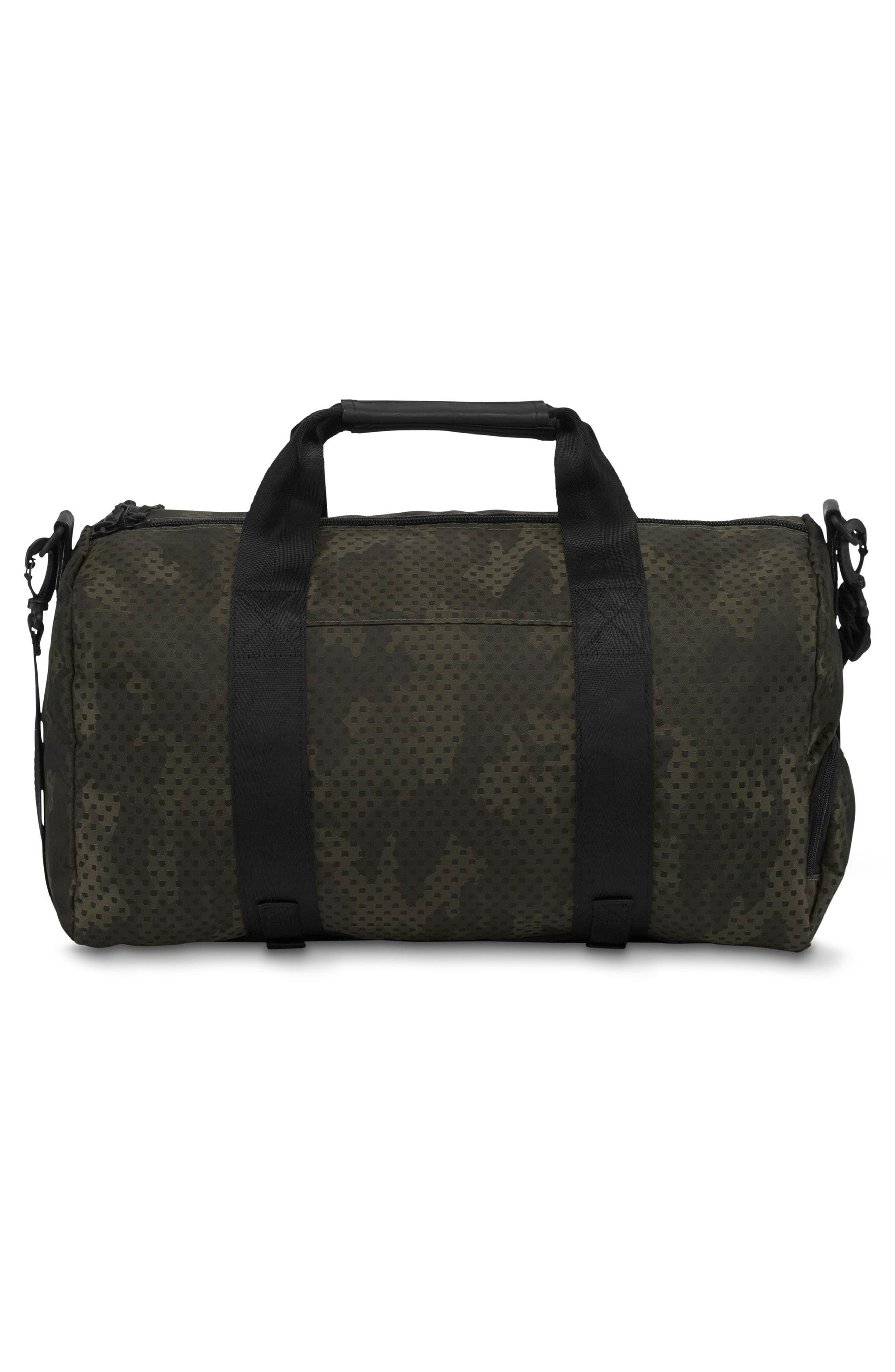 Wayward Duffel Bag,                             Alternate thumbnail 3, color,                             Green Square Camo