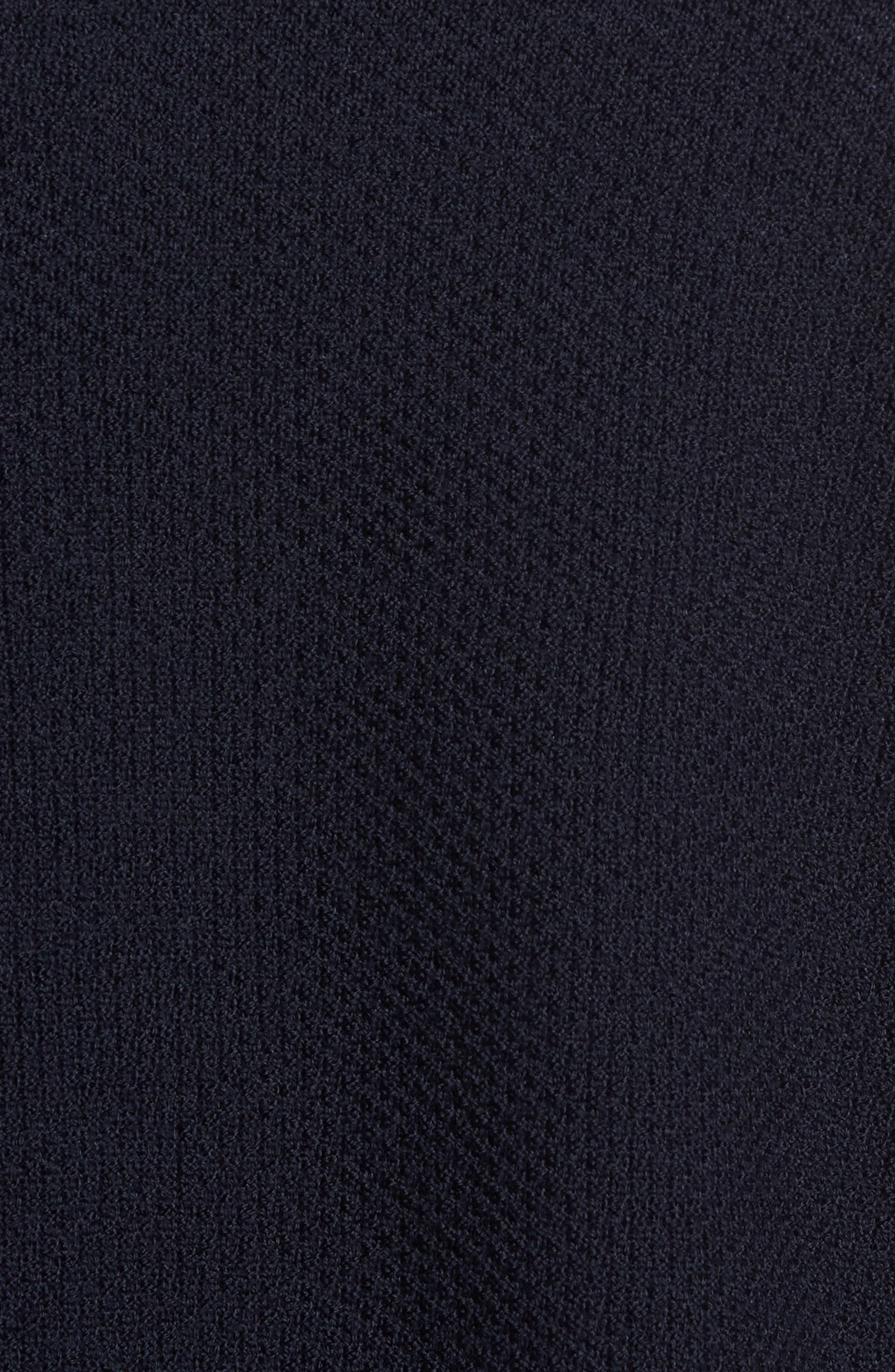 Alternate Image 5  - John Smedley Standard Fit Merino Wool Knit Jacket