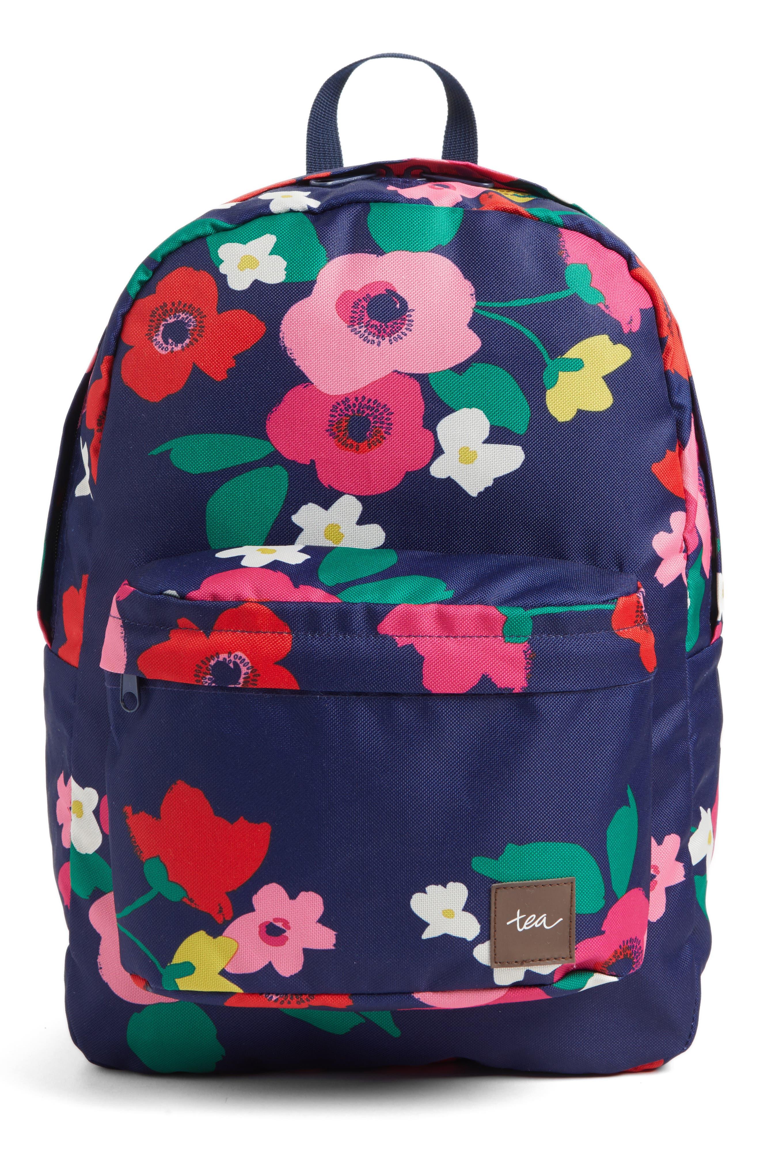 Alternate Image 1 Selected - Tea Collection Scotland Garden Backpack (Kids)