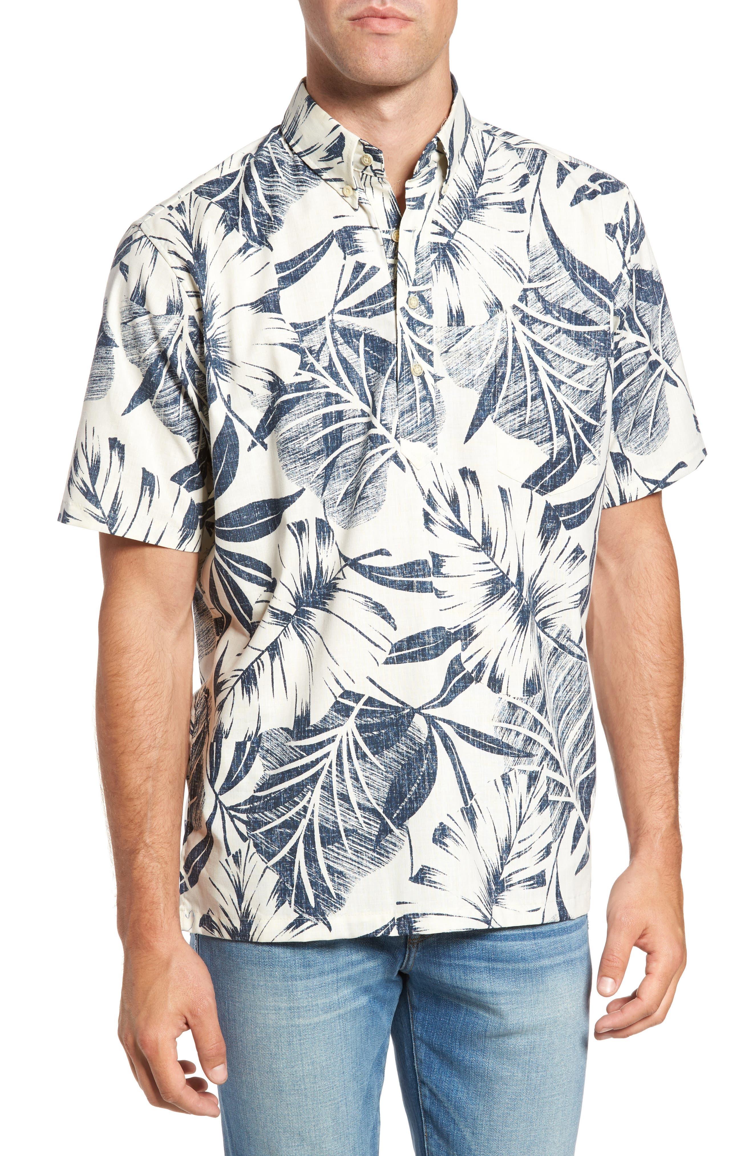 REYN SPOONER Kaha Lau Classic Fit Sport Shirt