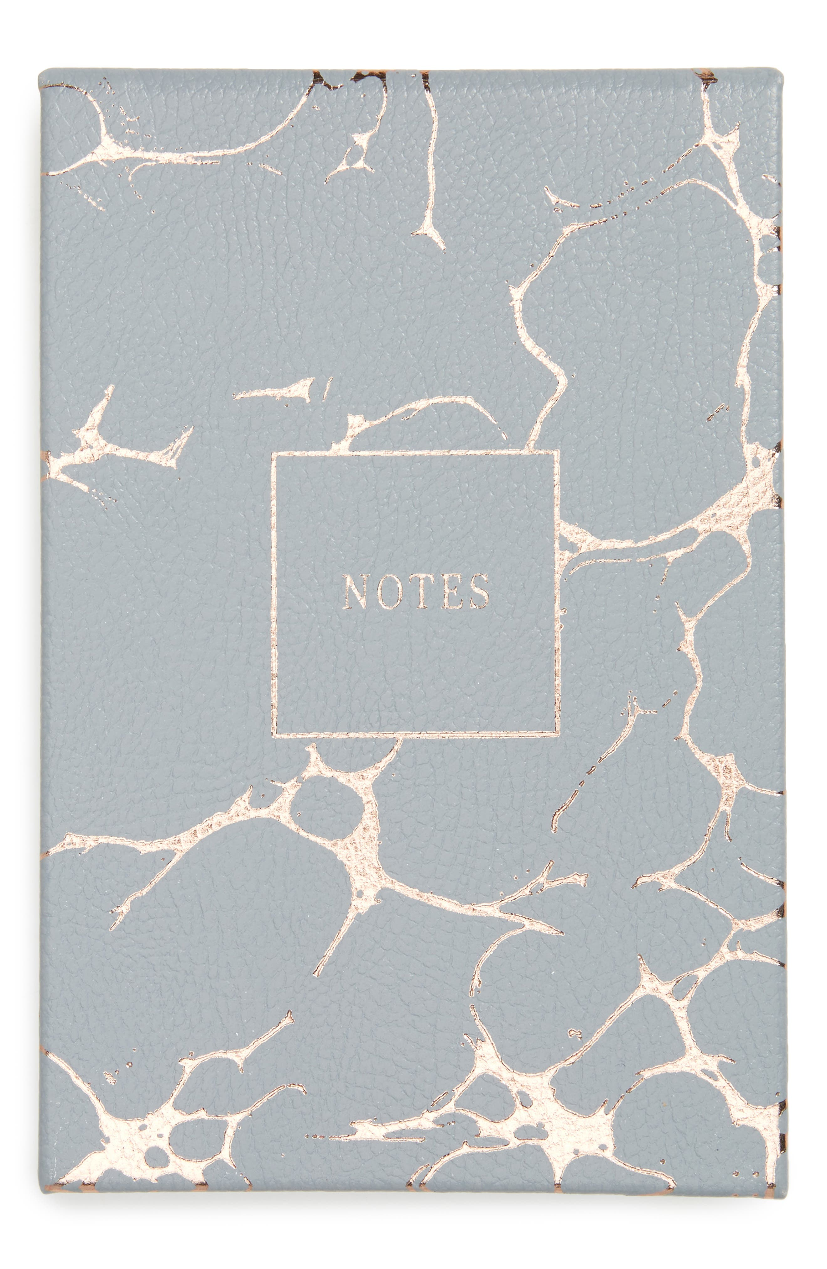 Alternate Image 1 Selected - Fringe Studio Grey Marble Notepad