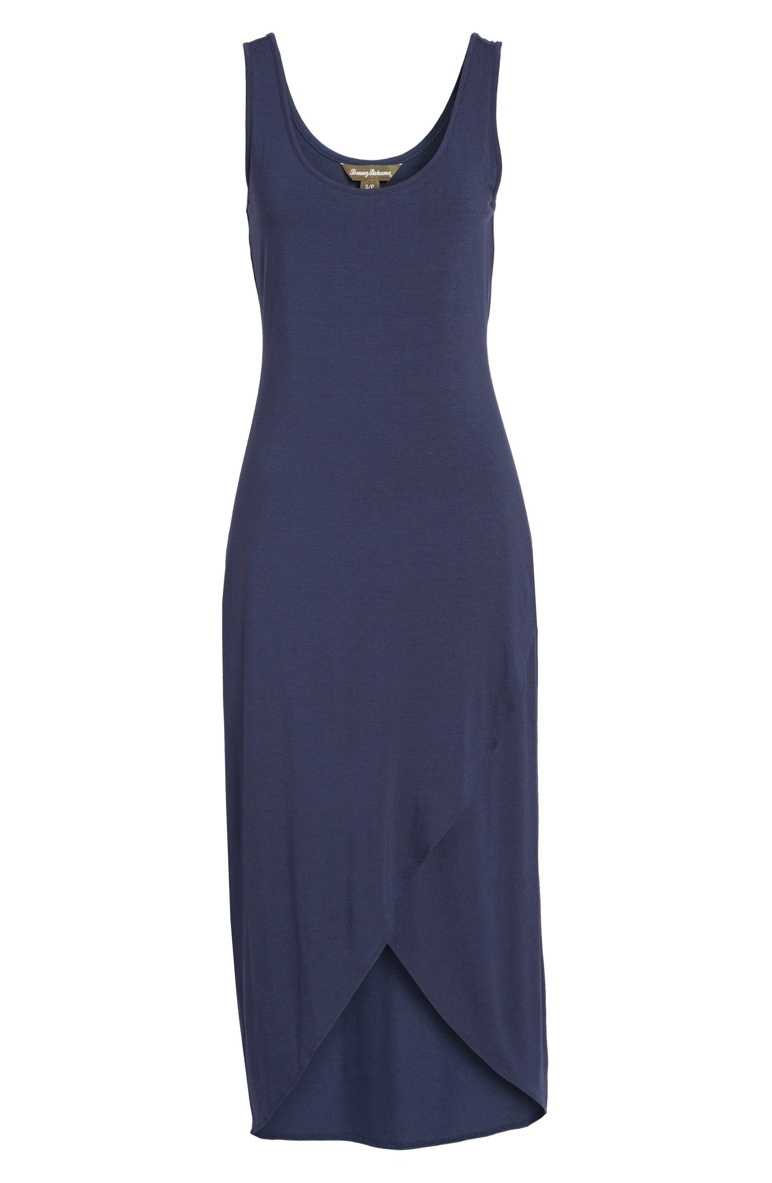 Tambour Maxi Dress,                         Main,                         color, Ocean Deep