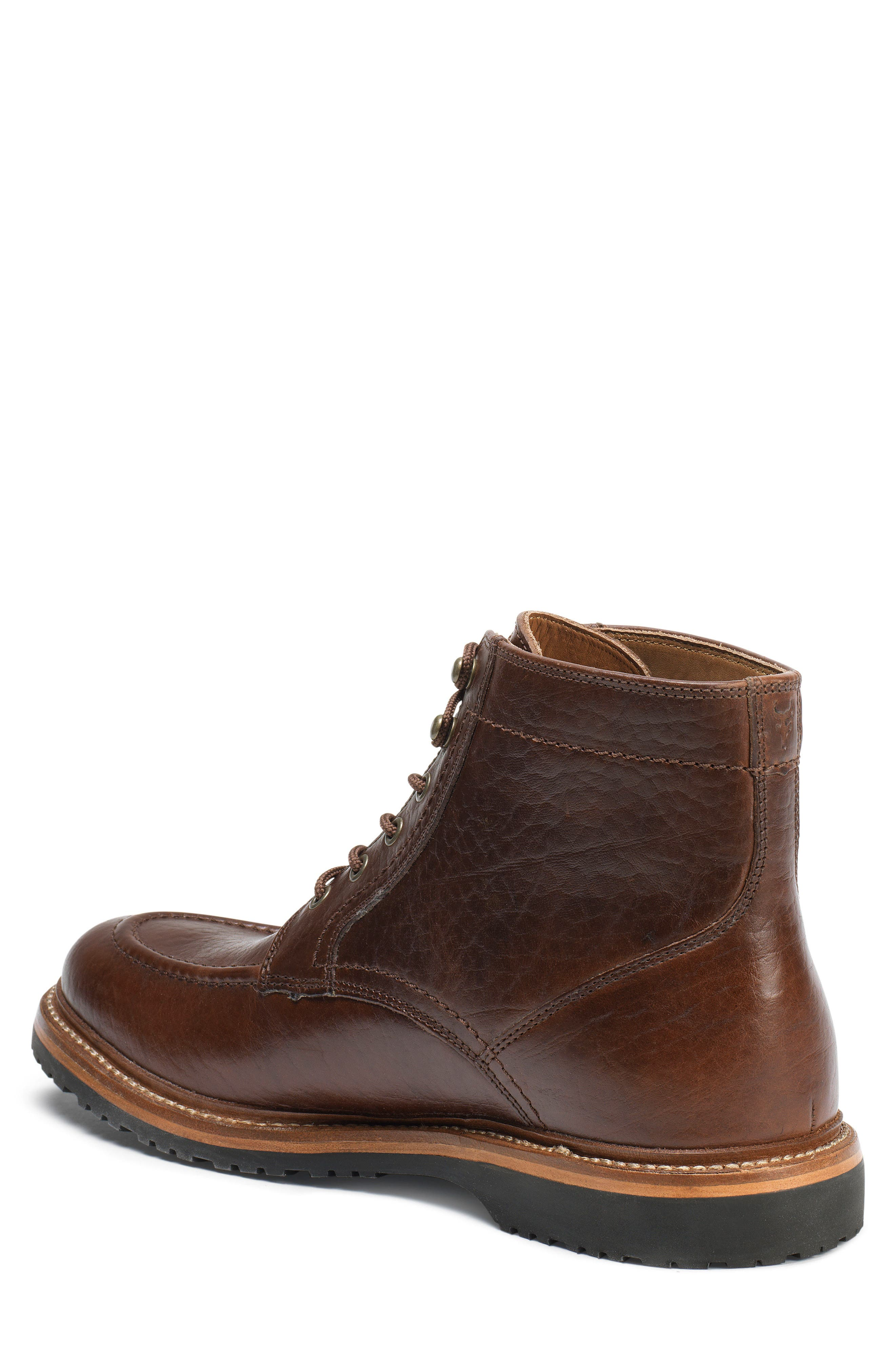 Alternate Image 2  - Trask 'Andrew Mid' Apron Toe Boot (Men)