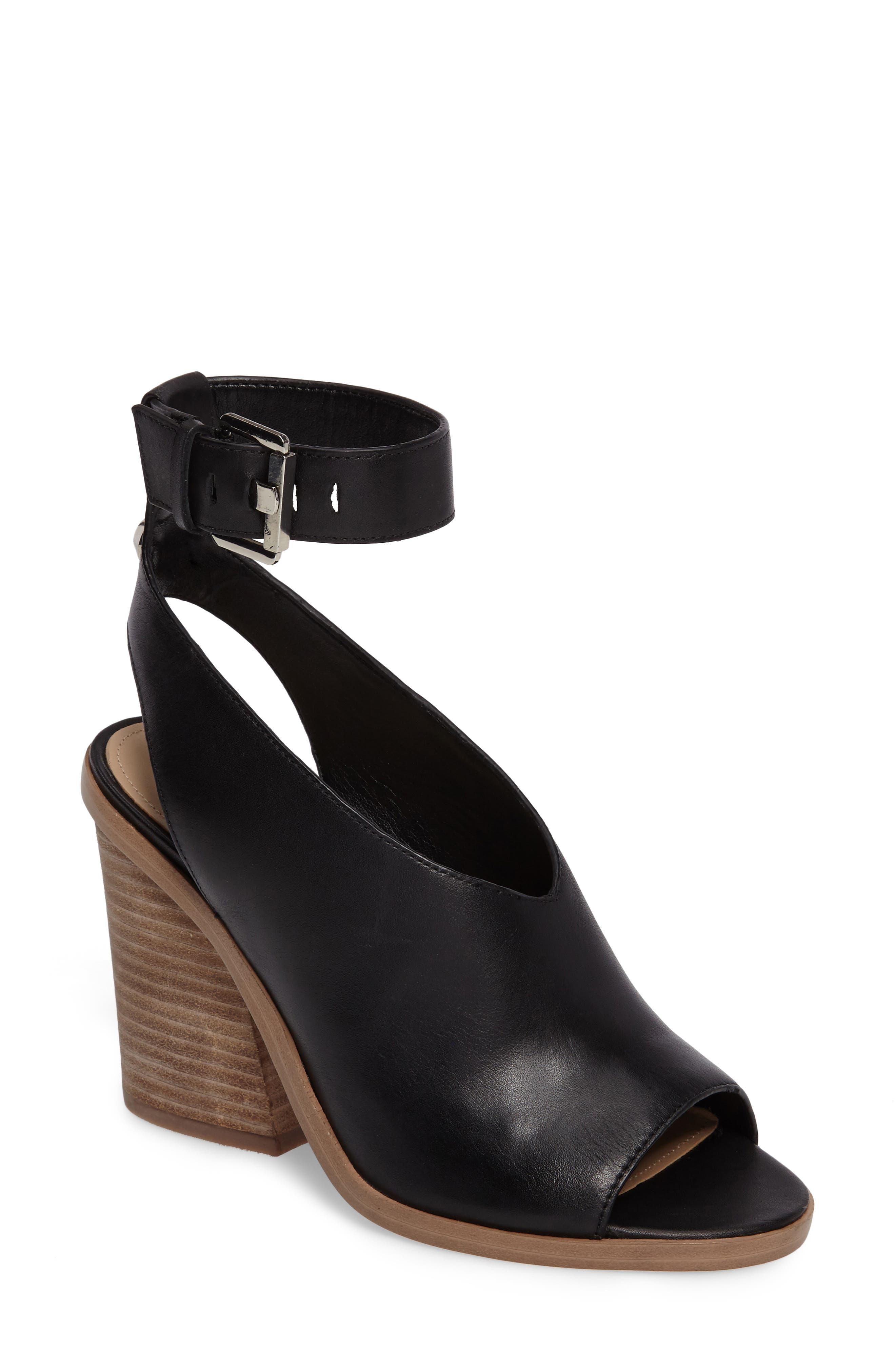 Alternate Image 1 Selected - Marc Fisher LTD Vidal Ankle Strap Sandal (Women)