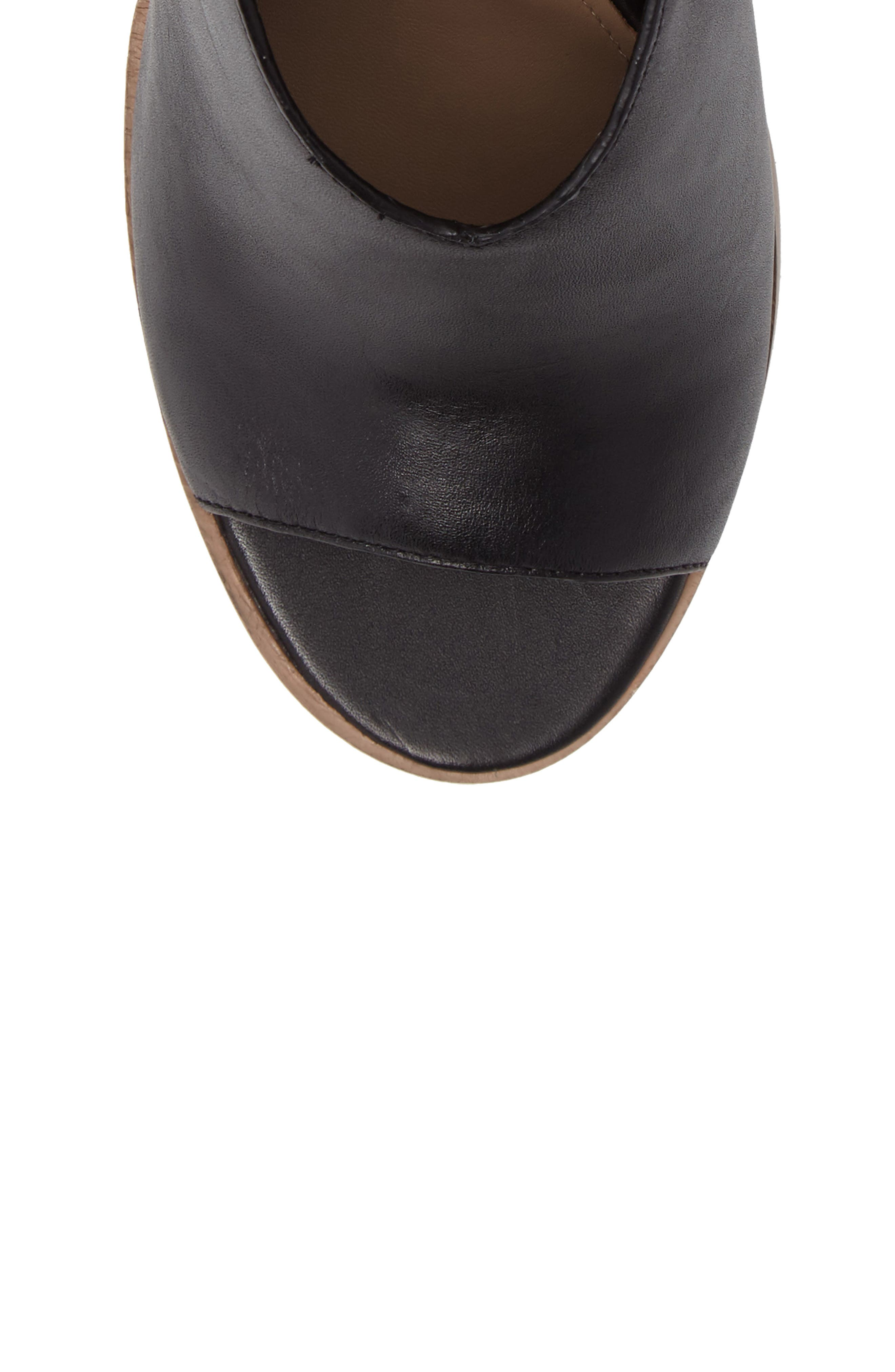 Alternate Image 5  - Marc Fisher LTD Vidal Ankle Strap Sandal (Women)