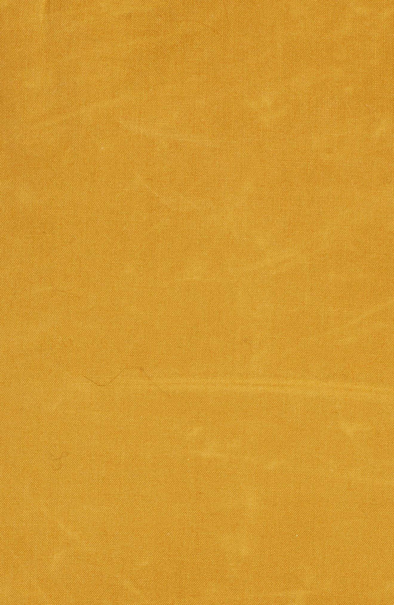 Alternate Image 5  - Marni Waxed Cotton Pencil Skirt
