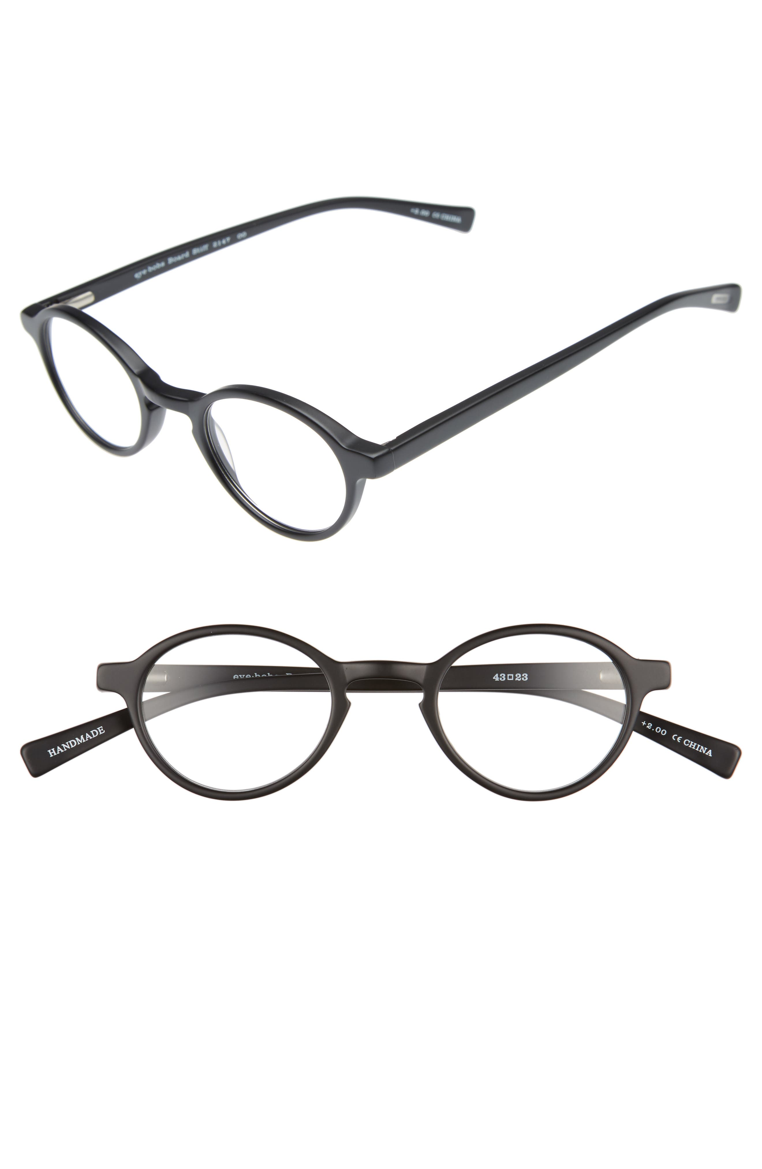 Main Image - Eyebobs Board Stiff 43mm Reading Glasses