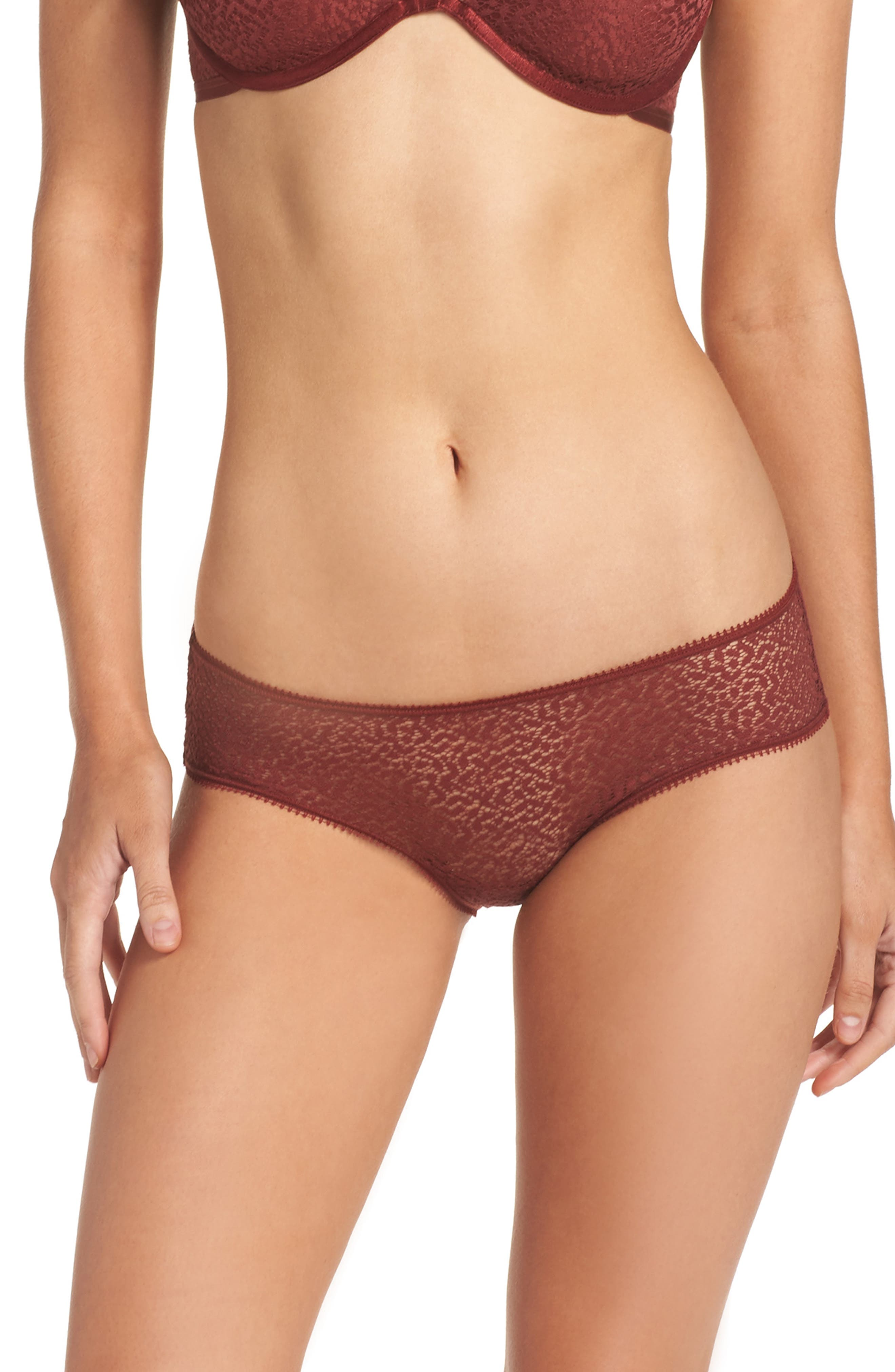 DKNY Modern Lace Hipster Panties (3 for $33)