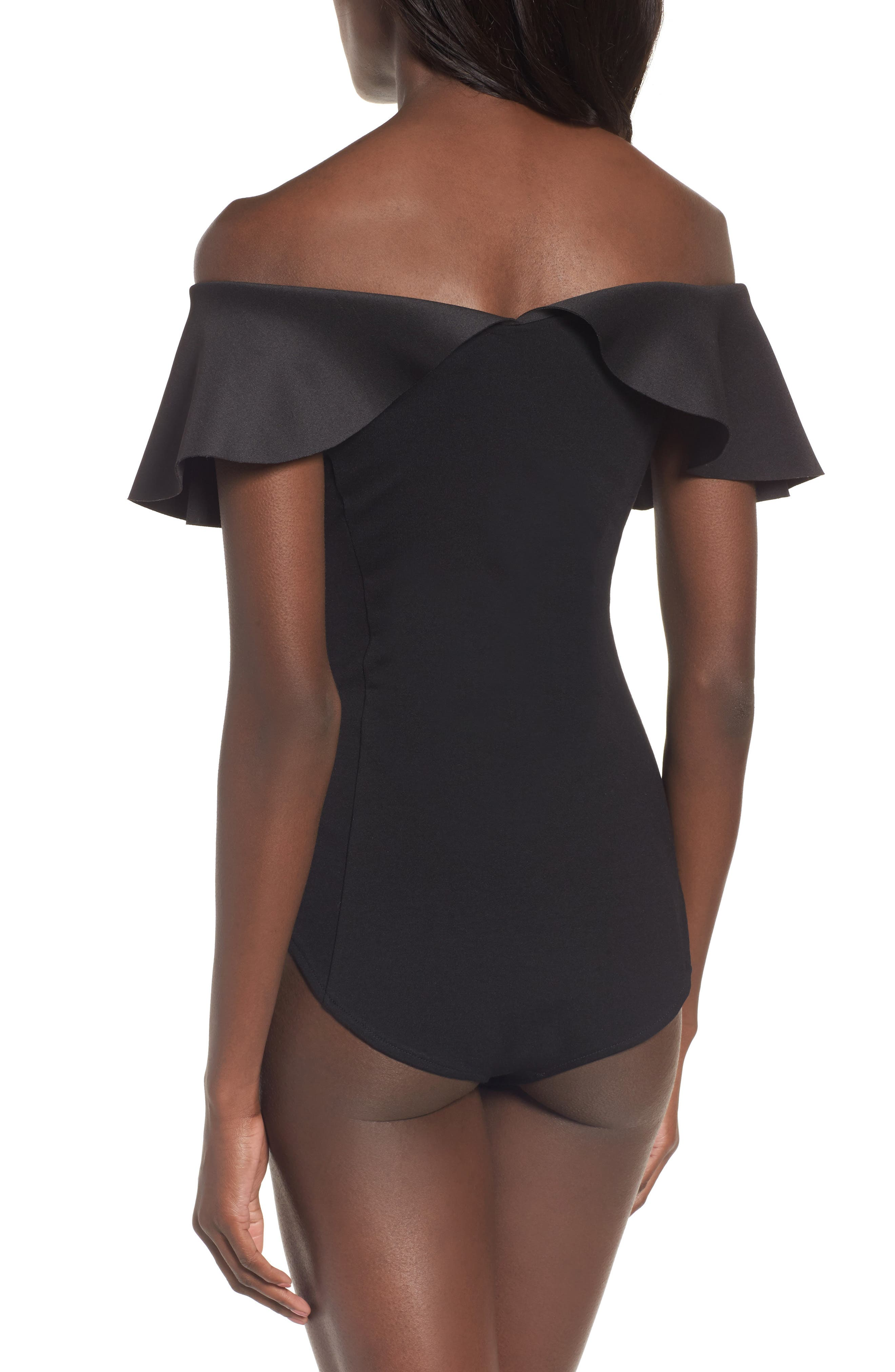 Alternate Image 2  - devlin Willa Bodysuit